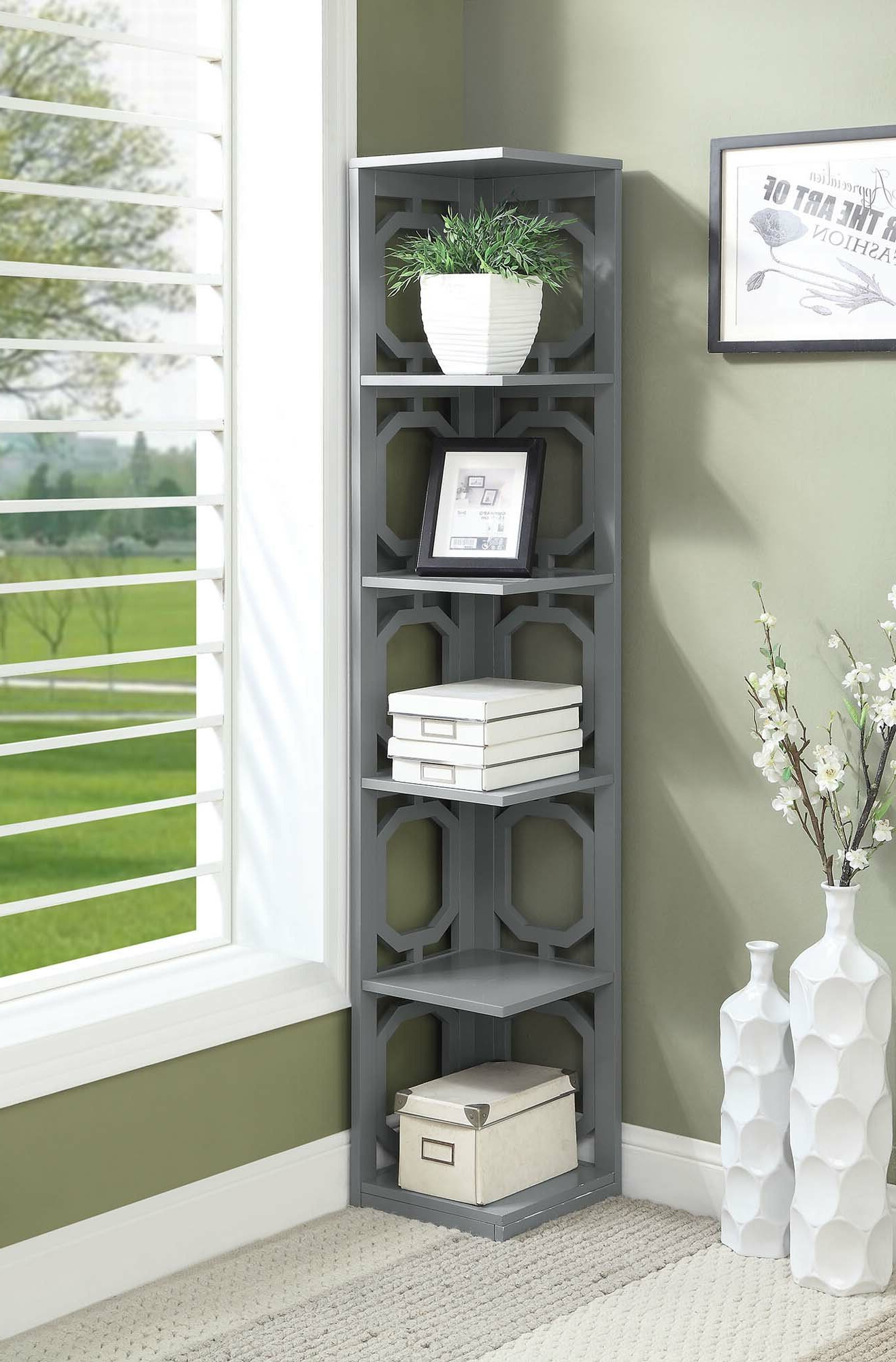 Preferred Ardenvor Corner Bookcases With Regard To Ardenvor Corner Bookcase (View 5 of 20)