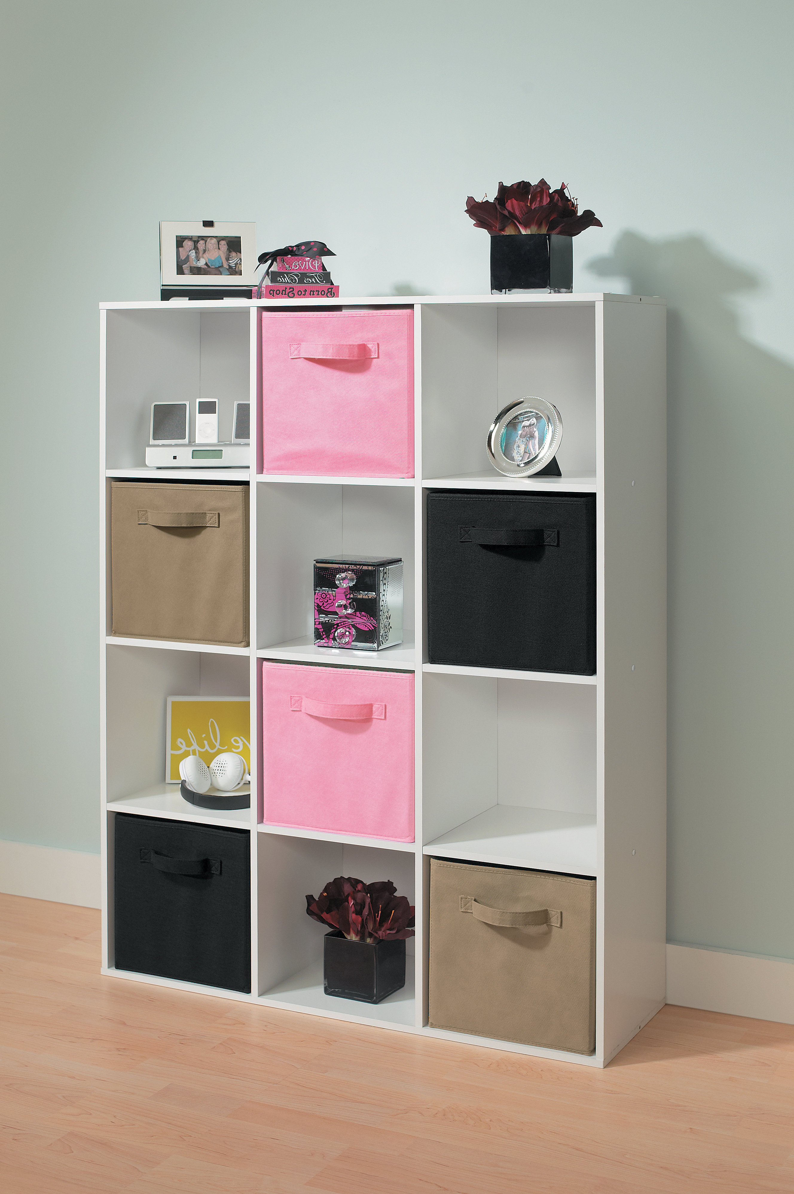 Preferred Closetmaid Cubicals Cube Unit Bookcase With Regard To Cubicals Cube Bookcases (View 15 of 20)