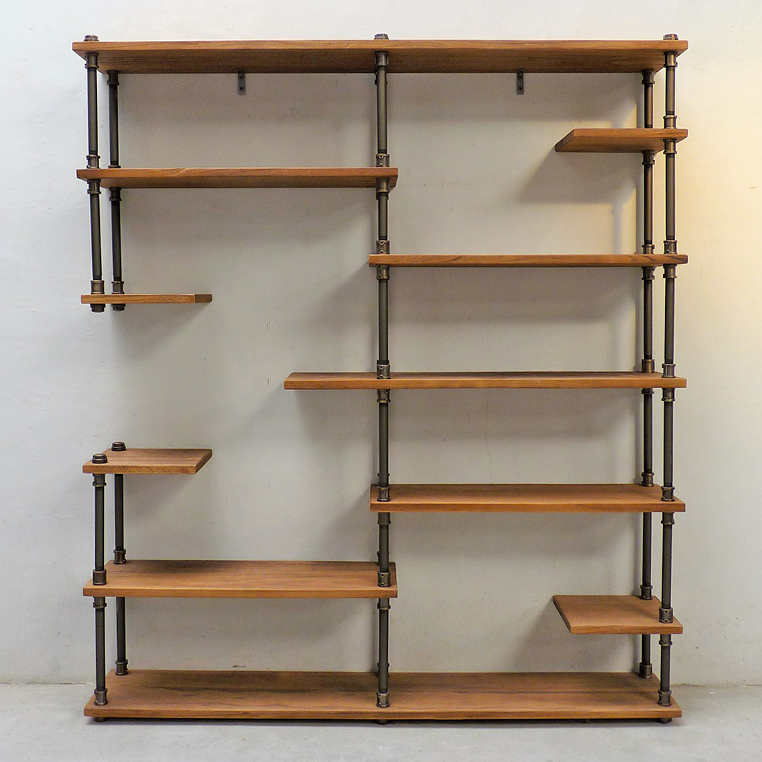 Preferred Ermont Etagere Bookcases Pertaining To Etagere Bookcase (View 18 of 20)