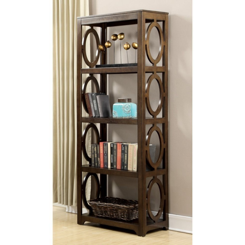 Preferred Mccaleb Extremely Eye Catchy Etagere Bookcase With Ardenvor Etagere Standard Bookcases (View 16 of 20)