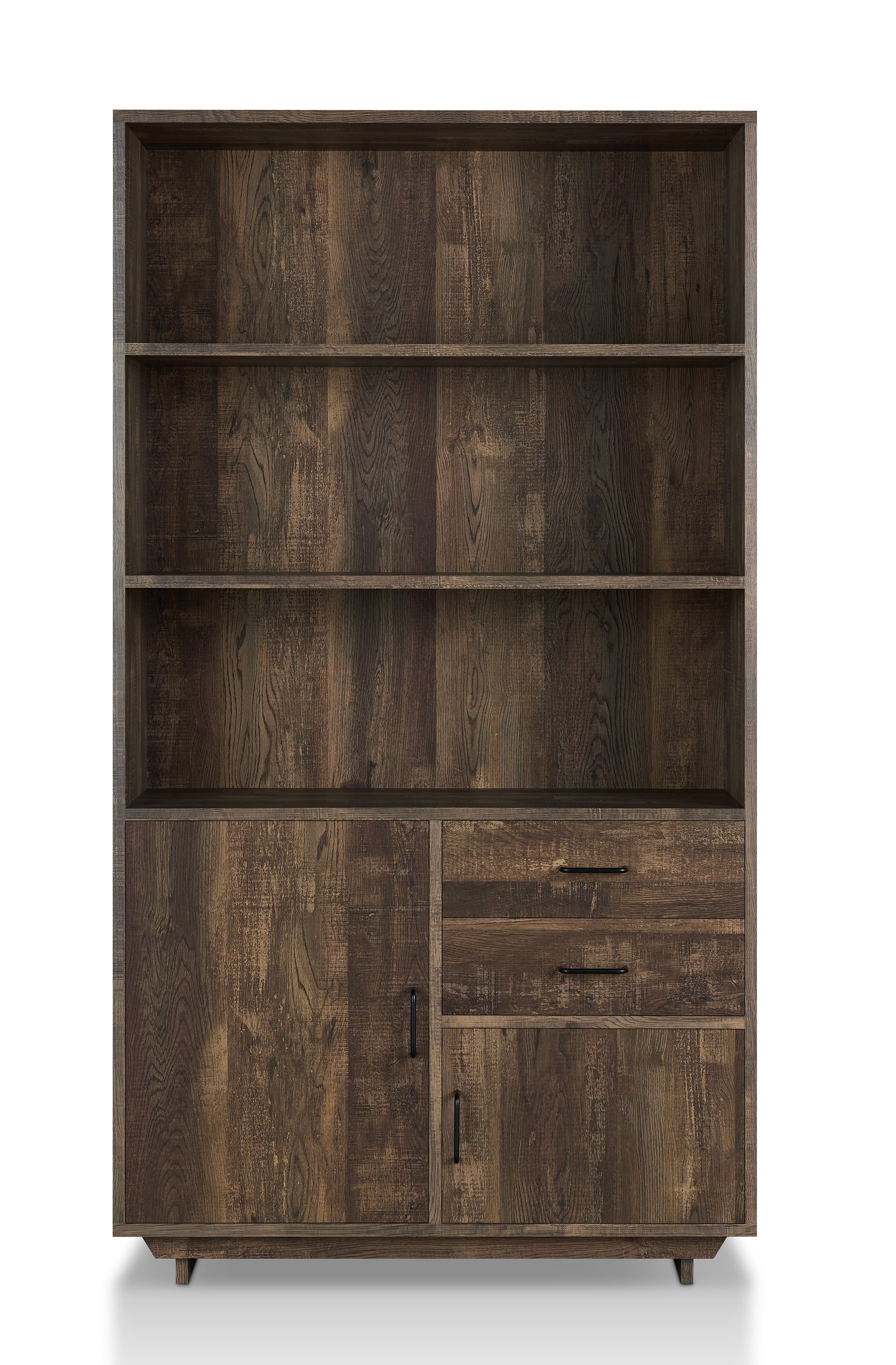 Preferred Penson Standard Bookcase For Strauss Cube Unit Bookcases (Gallery 12 of 20)