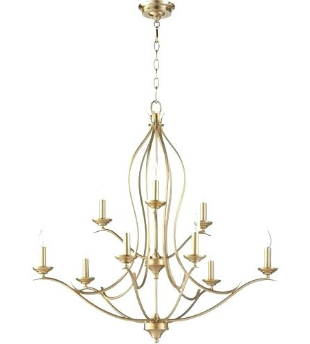 Preferred Portfolio Lyndsay 9 Light Chandelier Giverny Mcknight Candle Pertaining To Mcknight 9 Light Chandeliers (Gallery 9 of 25)