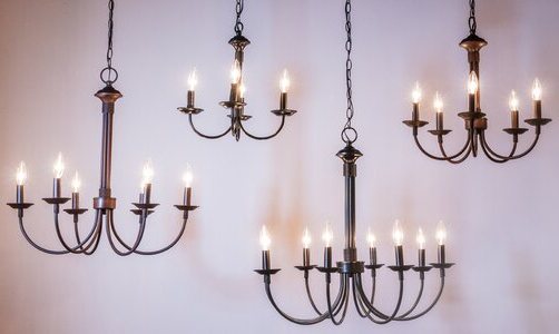 Preferred Shaylee 5 Light Candle Style Chandeliers In Laurel Foundry Modern Farmhouse Shaylee 5 Light Candle Style Chandelier (View 15 of 25)