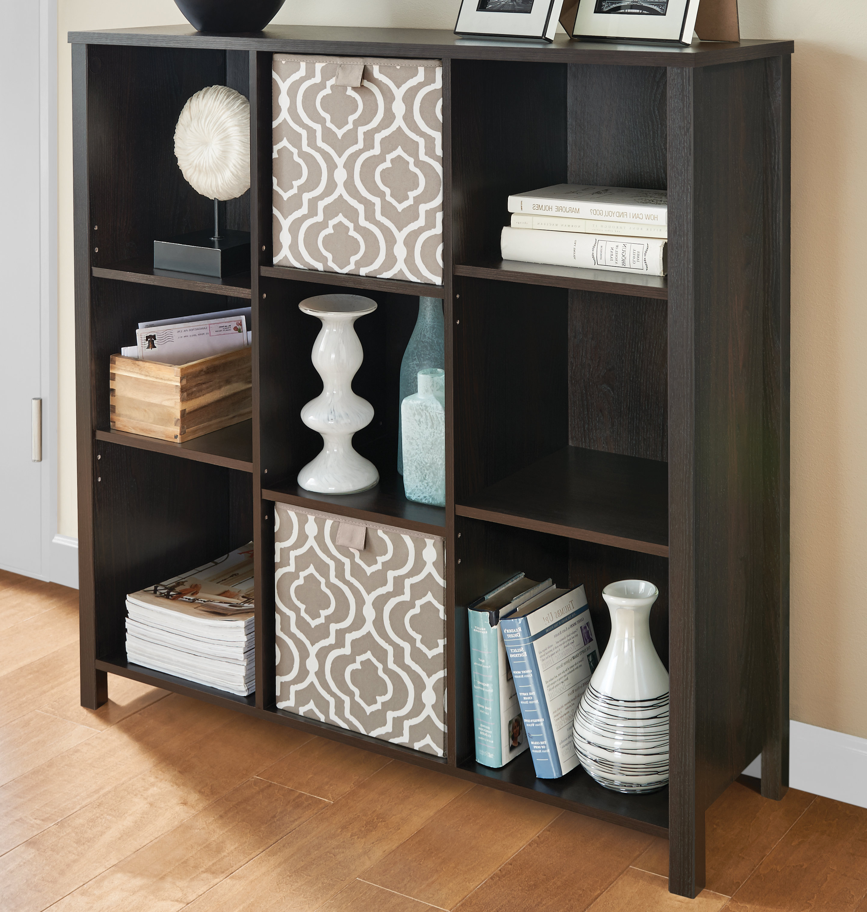 Premium Adjustable Cube Bookcase In Latest Cubicals Cube Bookcases (View 11 of 20)