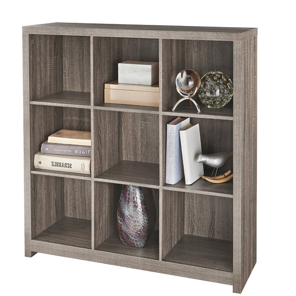 Premium Storage Cube Bookcase With Well Known Salina Cube Bookcases (View 9 of 20)