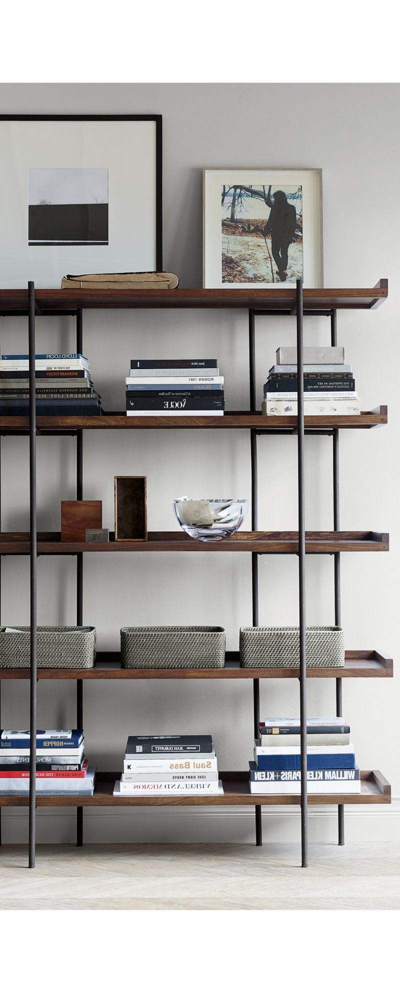 Featured Photo of Beckett Etagere Bookcases