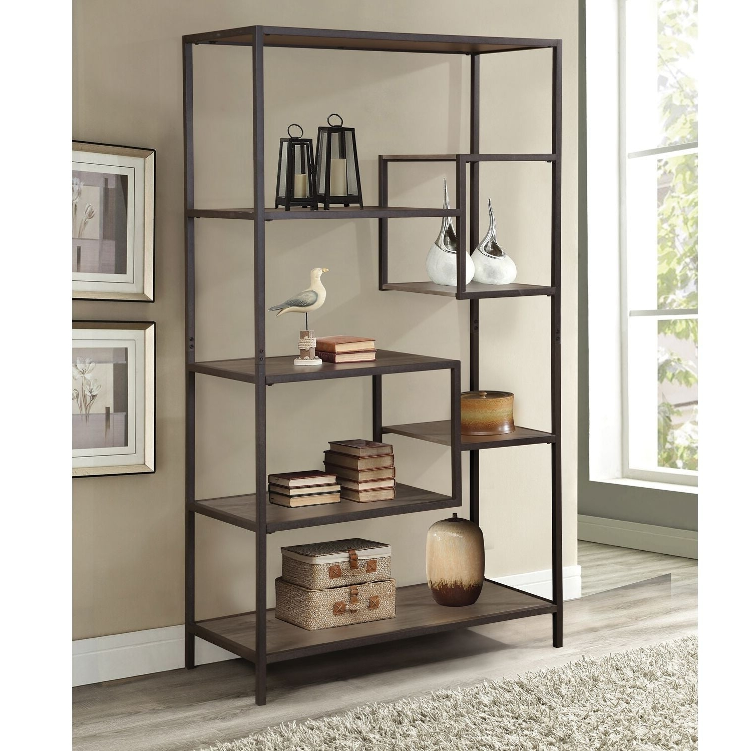 Products In 2019 Throughout Recent Saskia Etagere Bookcases (View 11 of 20)