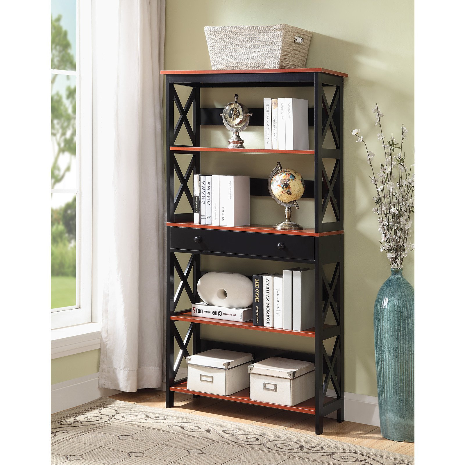 Products Throughout Famous Abbottsmoor Etagere Bookcases (Gallery 12 of 20)