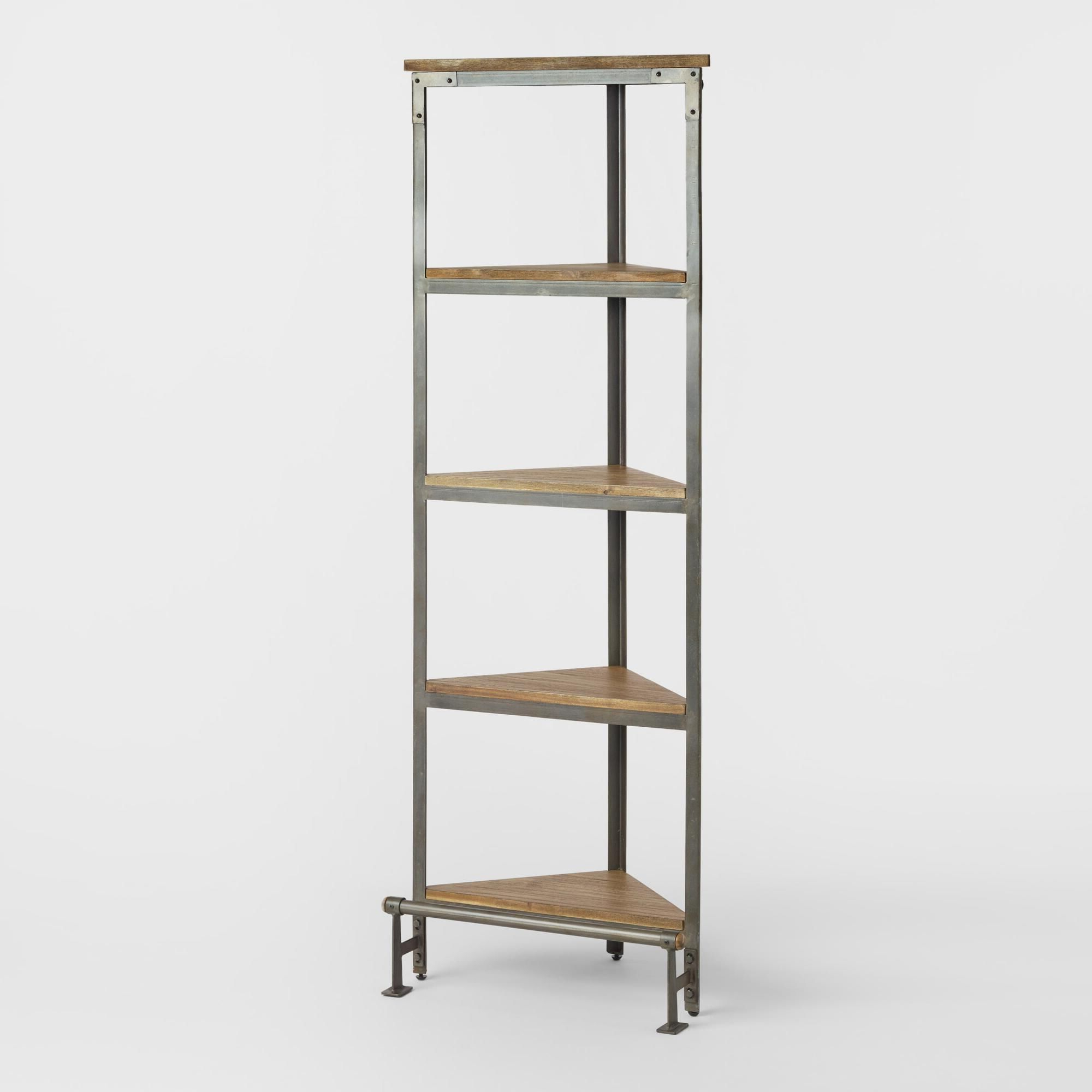 Products With Regard To Johannes Corner Bookcases (View 11 of 20)
