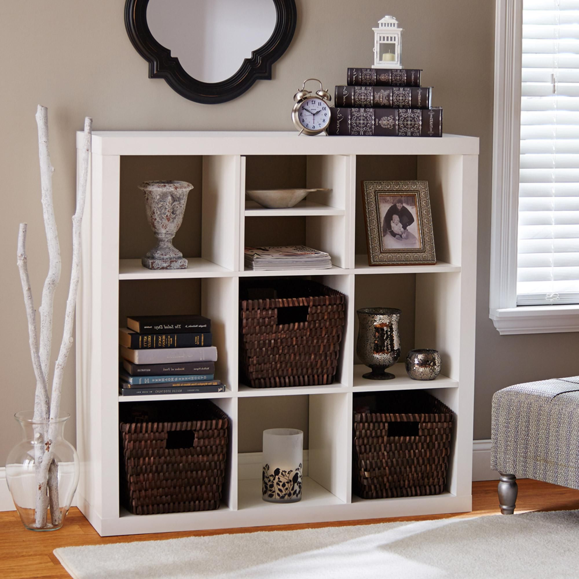 Recent Finkelstein Cube Bookcases Intended For Better Homes And Gardens Cube Storage Shelf, H, Multiple (View 6 of 20)