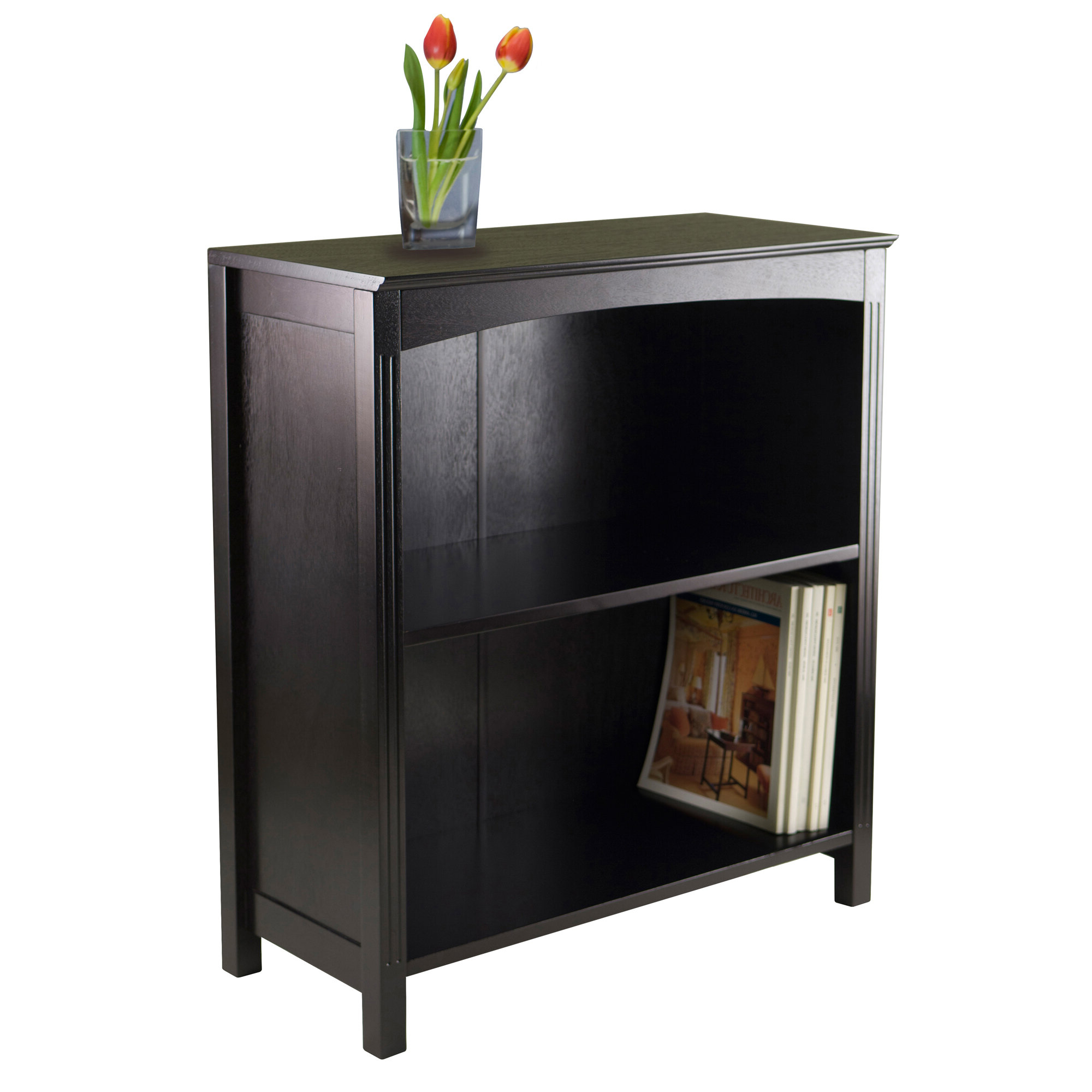 Recent Martinsville Standard Bookcase For Martinsville Standard Bookcases (View 4 of 20)