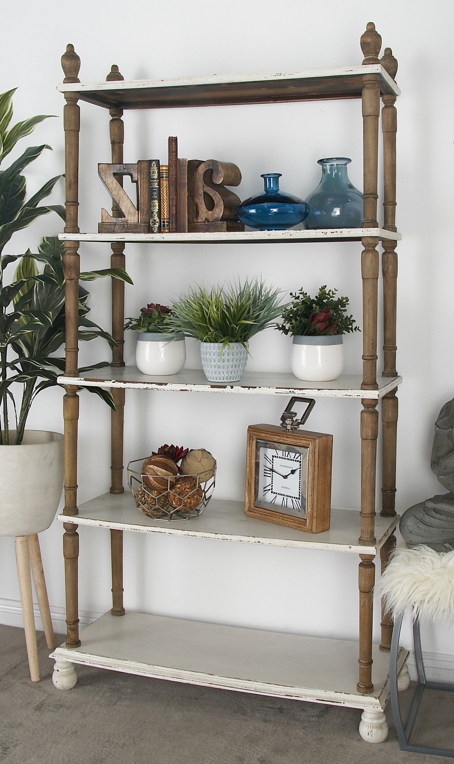 Recent Sansome Etagere Bookcase With Regard To Baguia Etagere Bookcases (View 4 of 20)