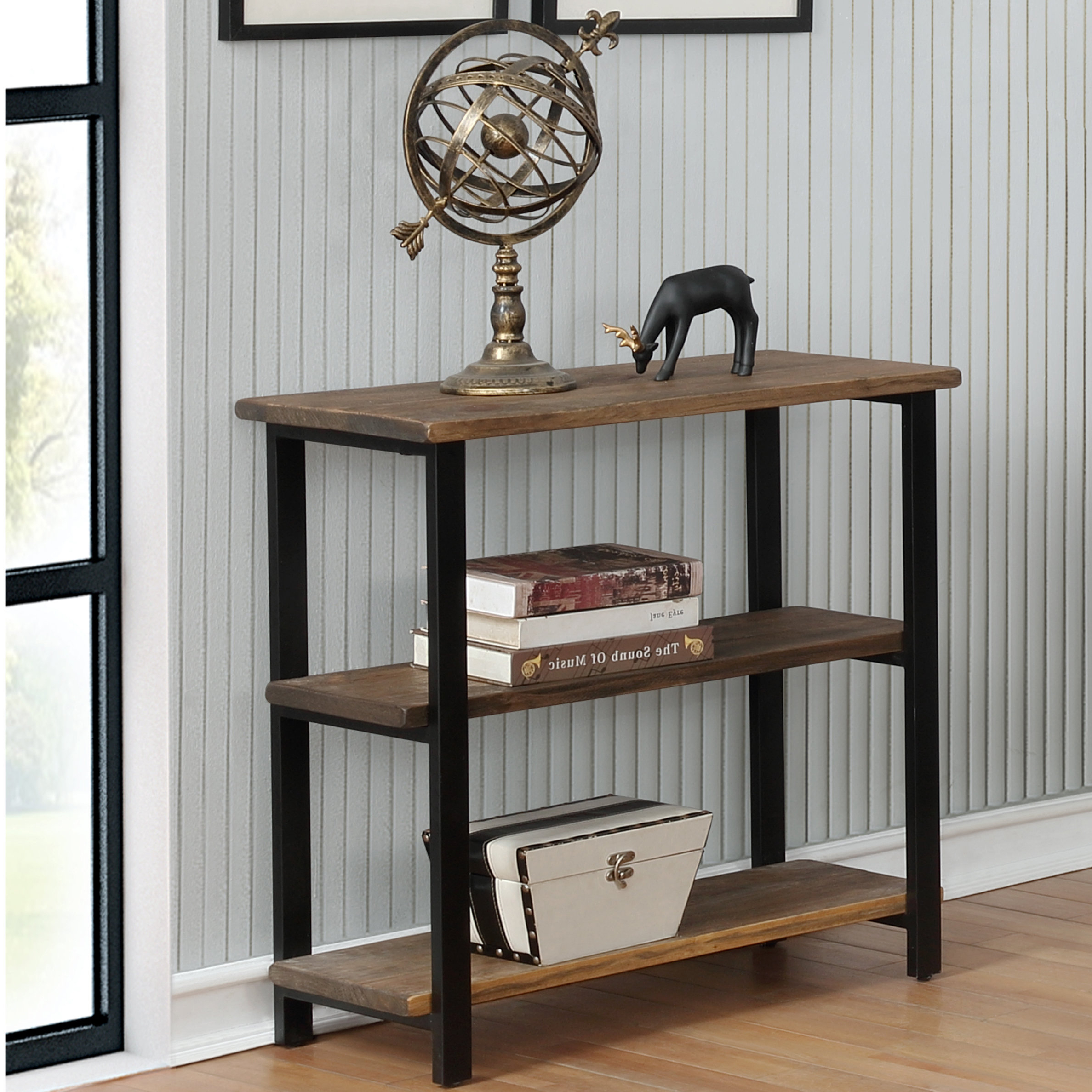 Recent Veropeso Etagere Bookcase Within Earline Etagere Bookcases (View 7 of 20)