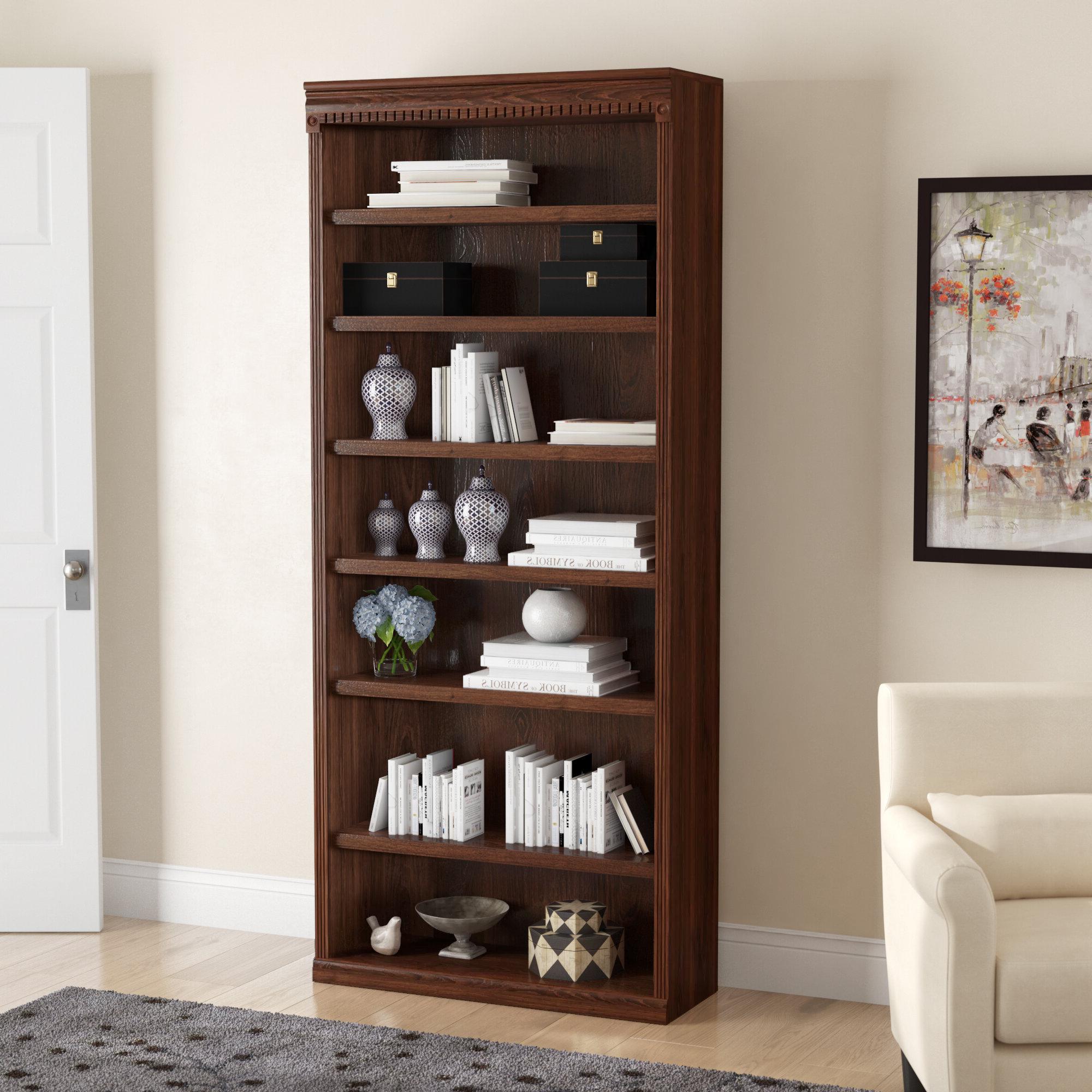 Reynoldsville Standard Bookcases For Well Liked Reynoldsville Standard Bookcase (View 4 of 20)