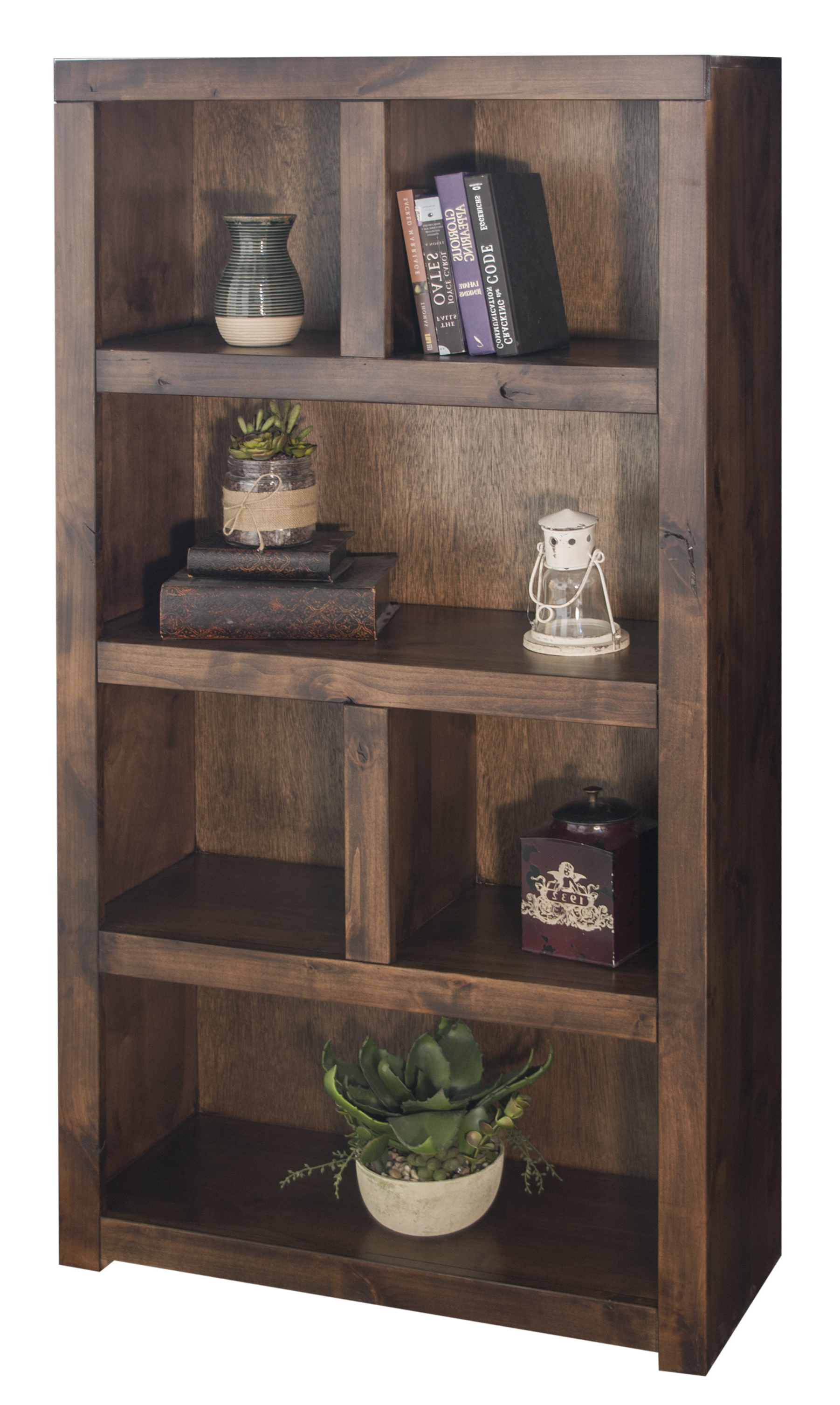 Reynoldsville Standard Bookcases Pertaining To Newest Pooler Standard Bookcase (View 17 of 20)