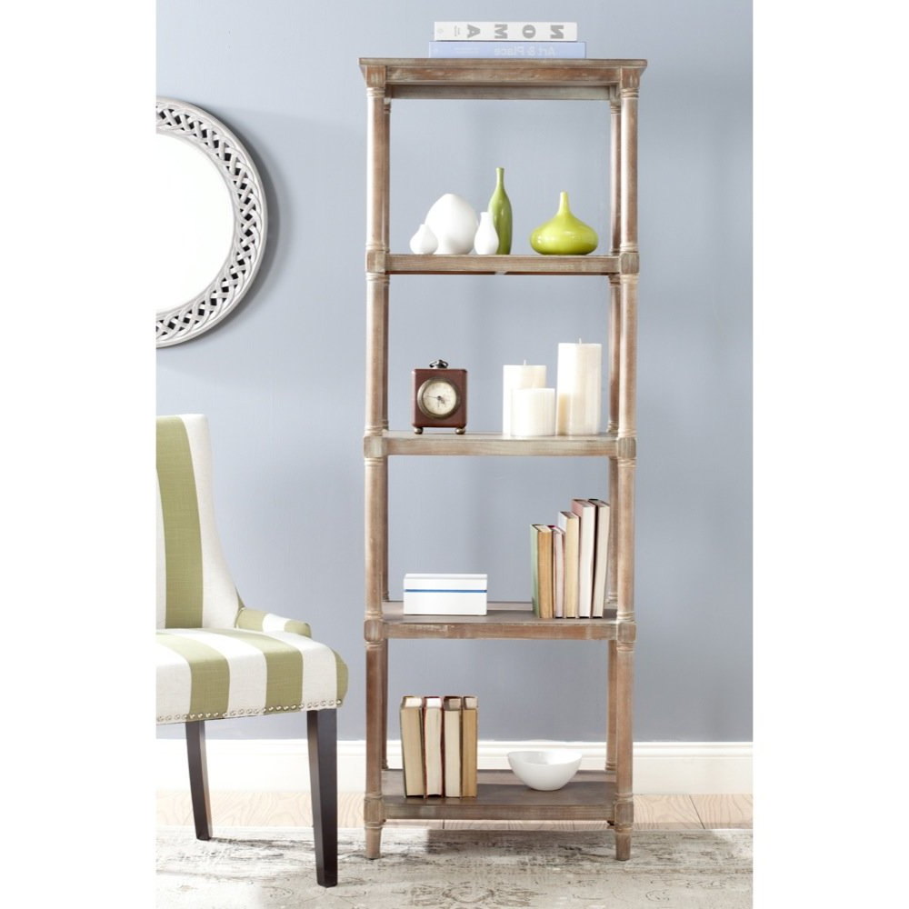 Roberts Sheft Etagere Bookcase Regarding Famous Damon Etagere Bookcases (View 17 of 20)