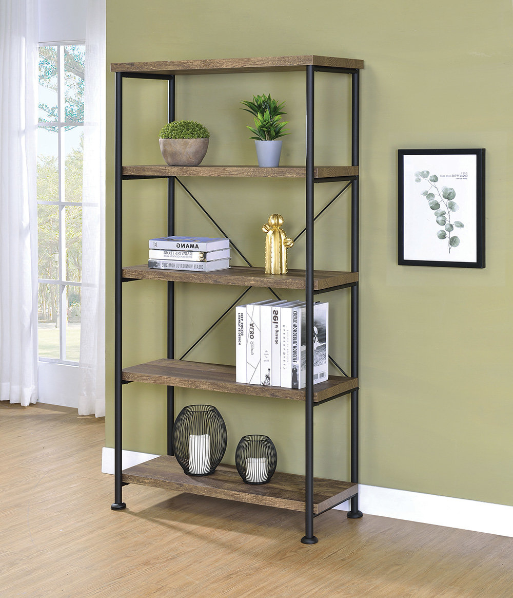 Rosina Etagere Bookcase Inside Most Popular Baguia Etagere Bookcases (View 8 of 20)