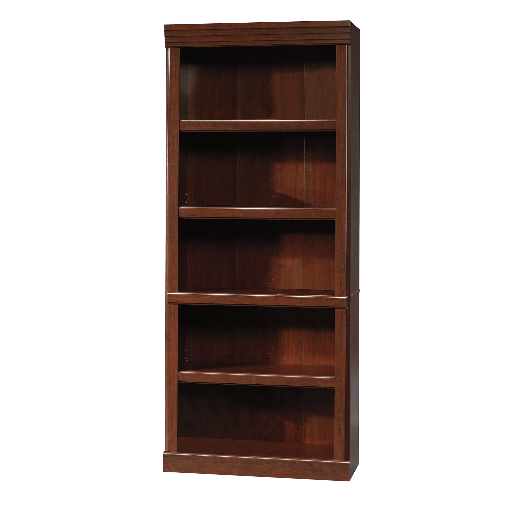 Ryker Standard Bookcases Throughout Widely Used Clintonville Standard Bookcase (View 14 of 20)