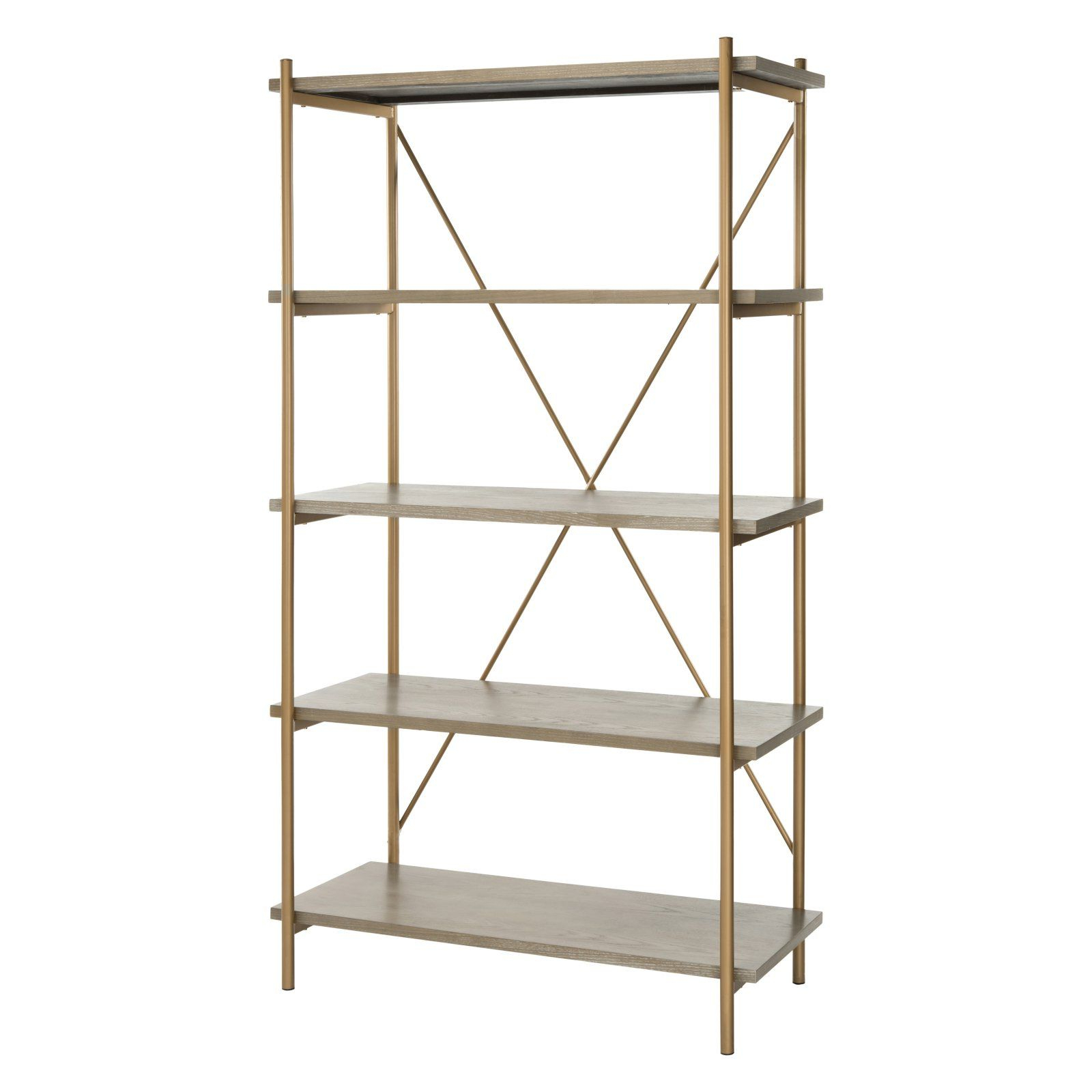 Safavieh Rigby 5 Tier Etagere In (View 19 of 20)