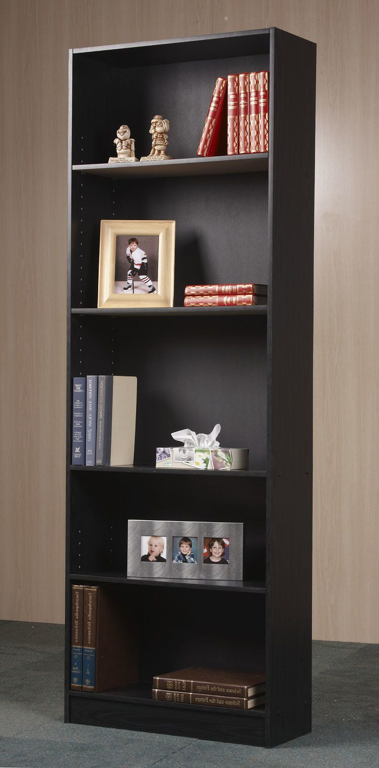 Series C Standard Bookcases Intended For Recent Marva Standard Bookcase (Gallery 9 of 20)