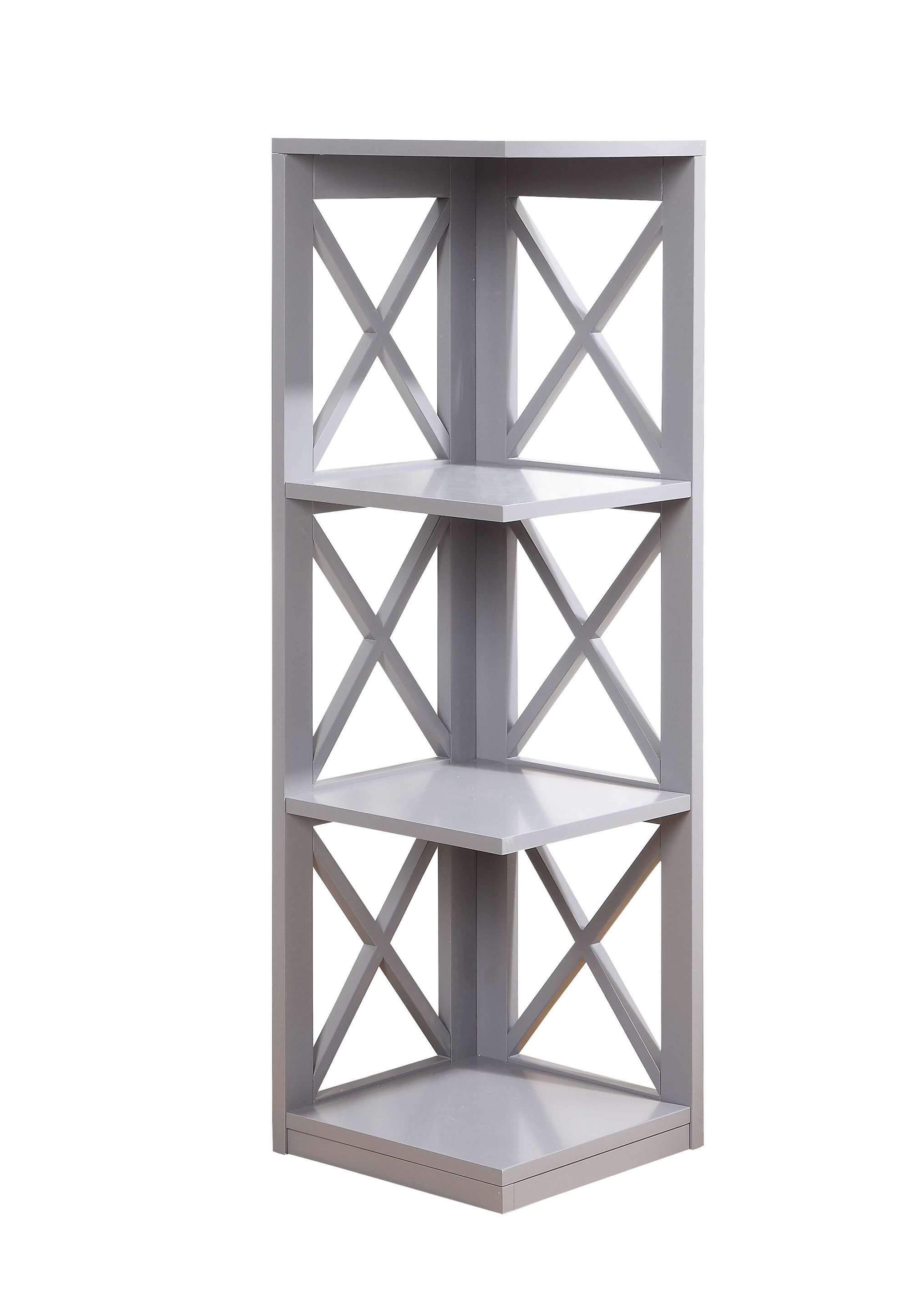 Stoneford Corner Bookcases For Famous Stoneford Corner Bookcase (View 4 of 20)