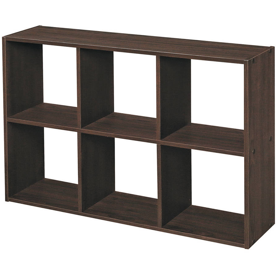Storage: Suit Your Personal Needs And Taste With Walmart Inside Trendy Cubicals Cube Bookcases (View 19 of 20)
