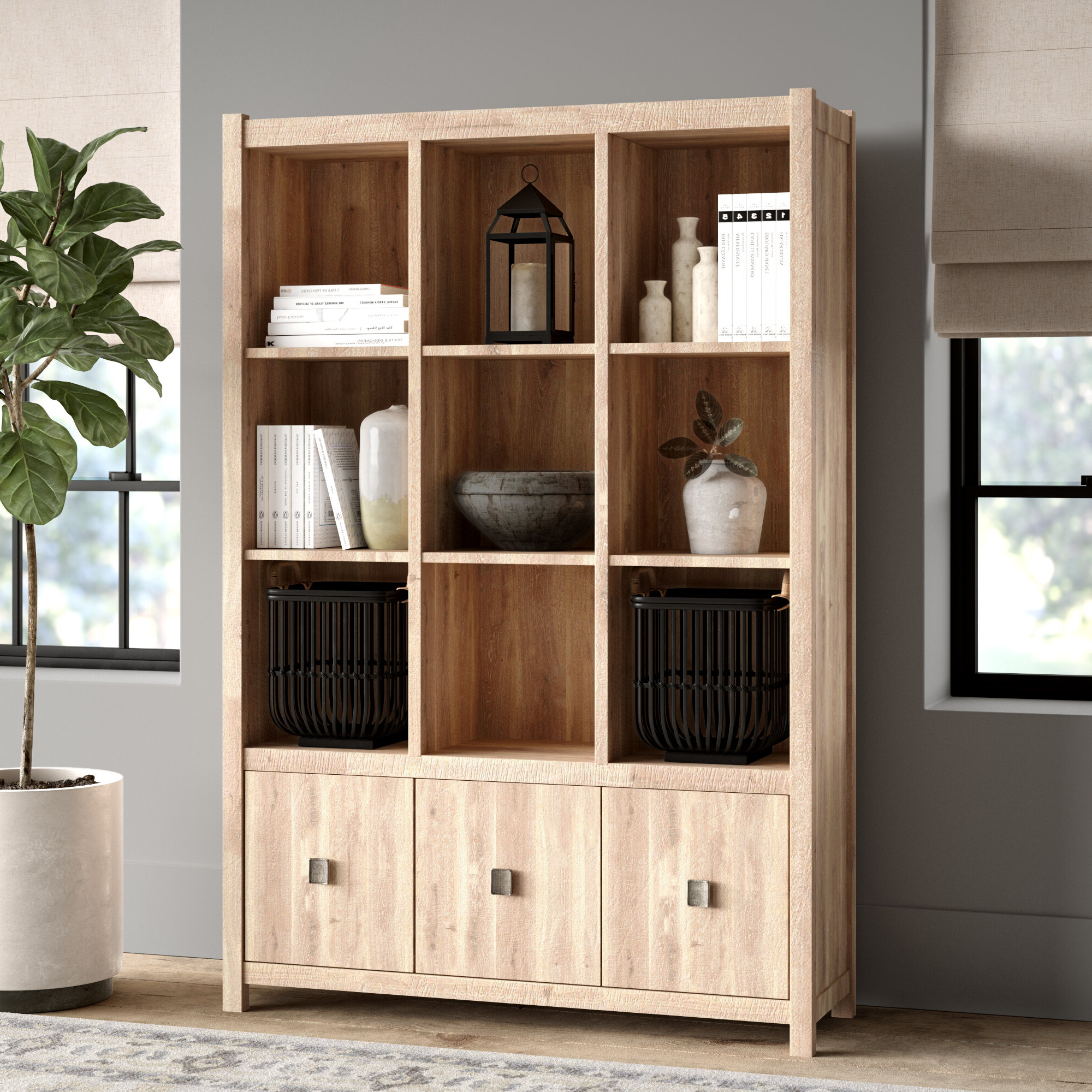 Strauss Cube Unit Bookcases With Regard To Current Strauss Cube Unit Bookcase (Gallery 2 of 20)