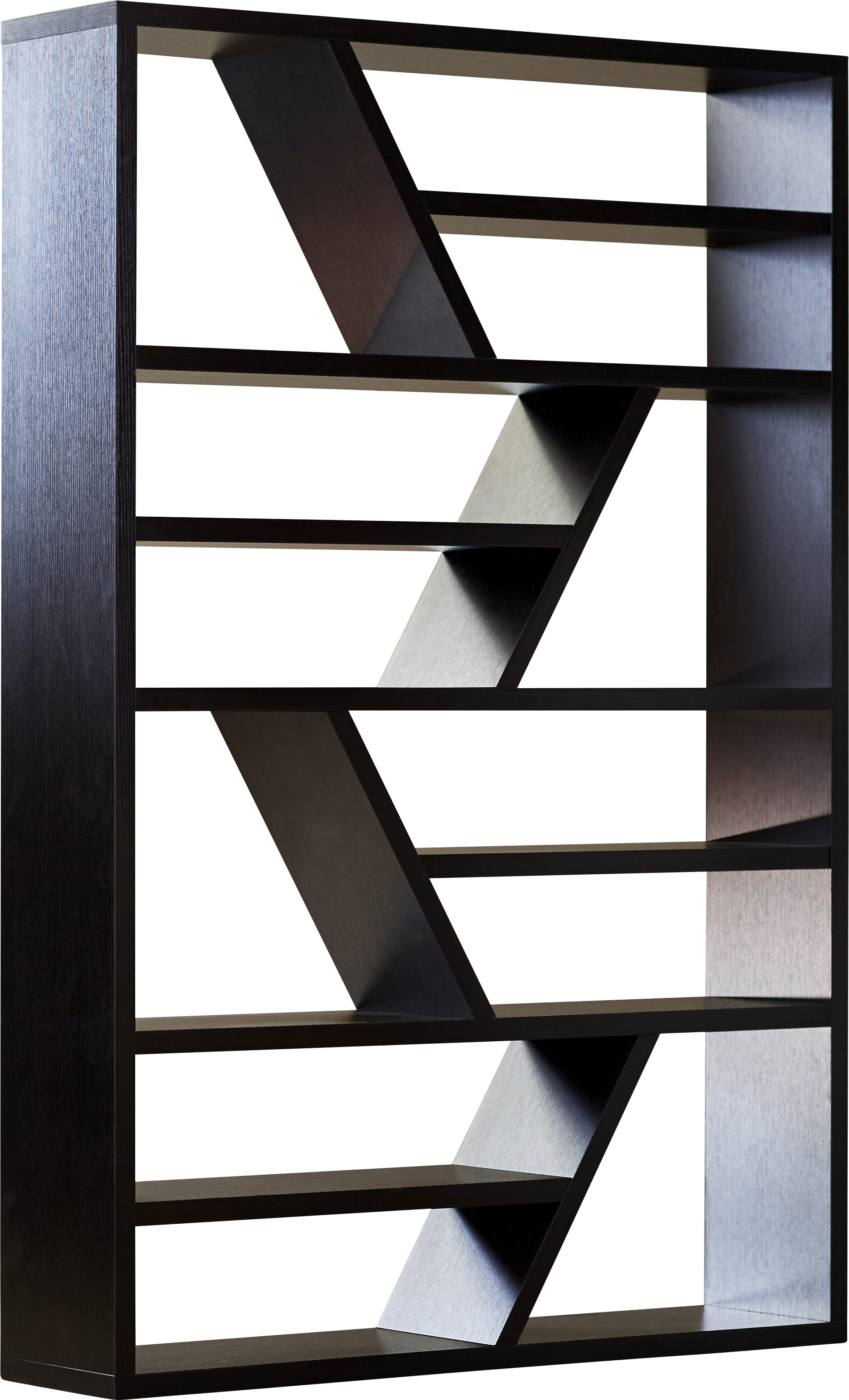 Swarey Geometric Bookcases With Well Liked Swarey Geometric Bookcase (View 3 of 20)
