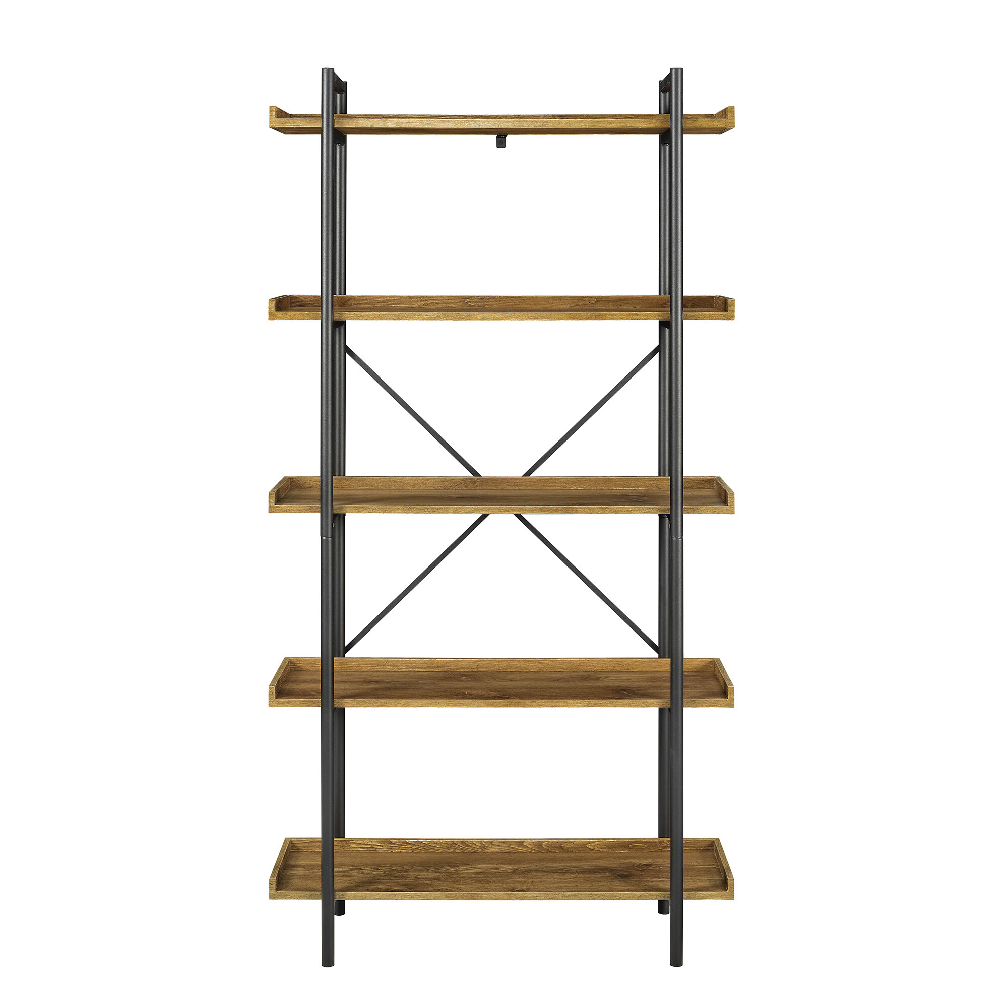 Swindell Etagere Bookcase Within Popular Parker Modern Etagere Bookcases (Gallery 8 of 20)