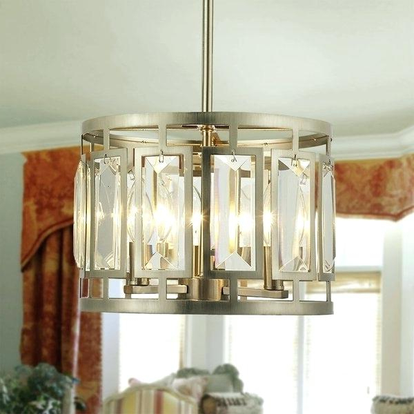 Tadwick 3 Light Single Drum Chandeliers Throughout Well Known 3 Light Drum Pendant – Onebigtiger (View 22 of 25)