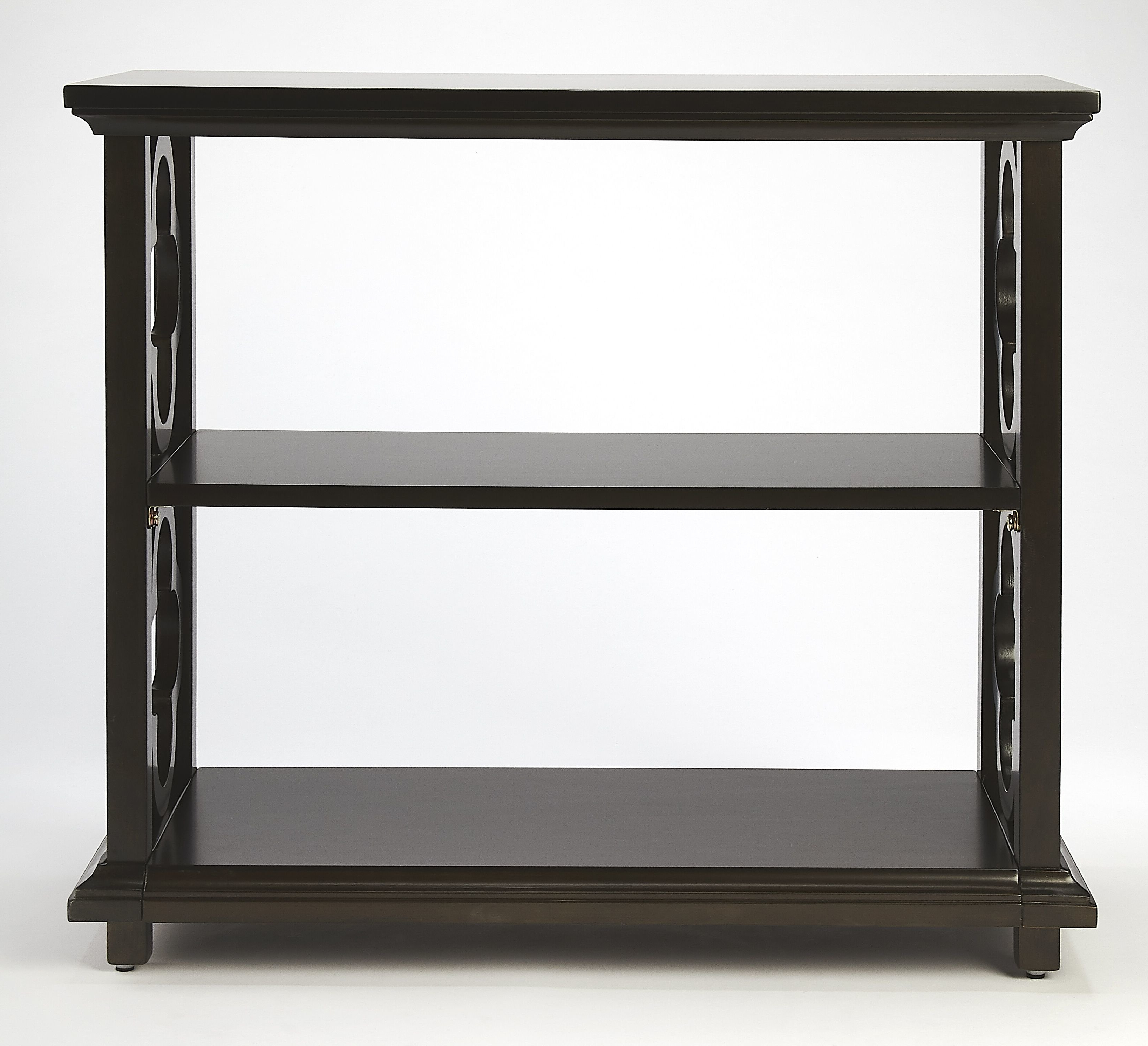 Tecumseth Etagere Bookcase With Regard To Most Recent Mayna Ladder Bookcases (View 19 of 20)