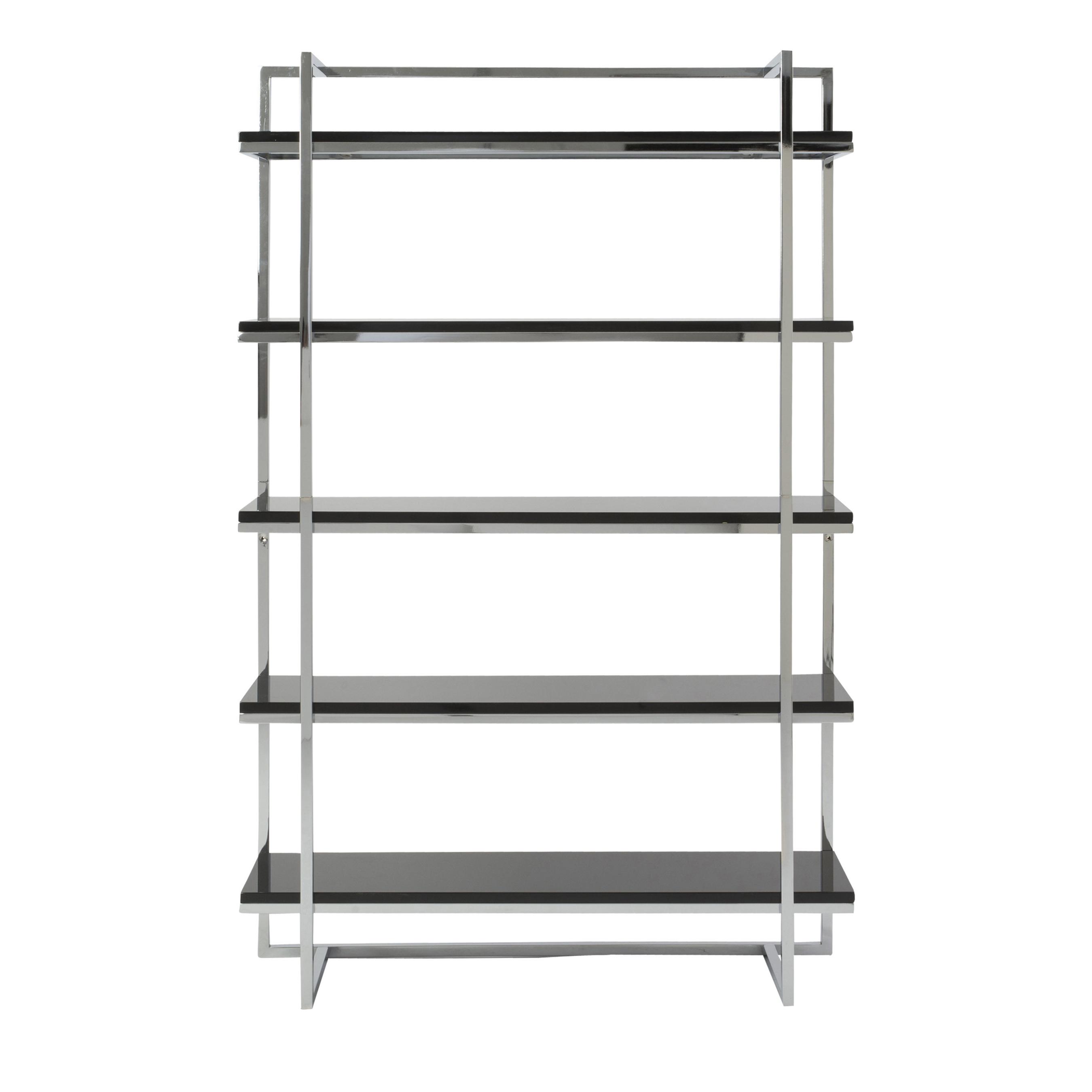 Tinoco Etagere Bookcase In 2020 Tinoco Storage Shelf Standard Bookcases (View 4 of 20)