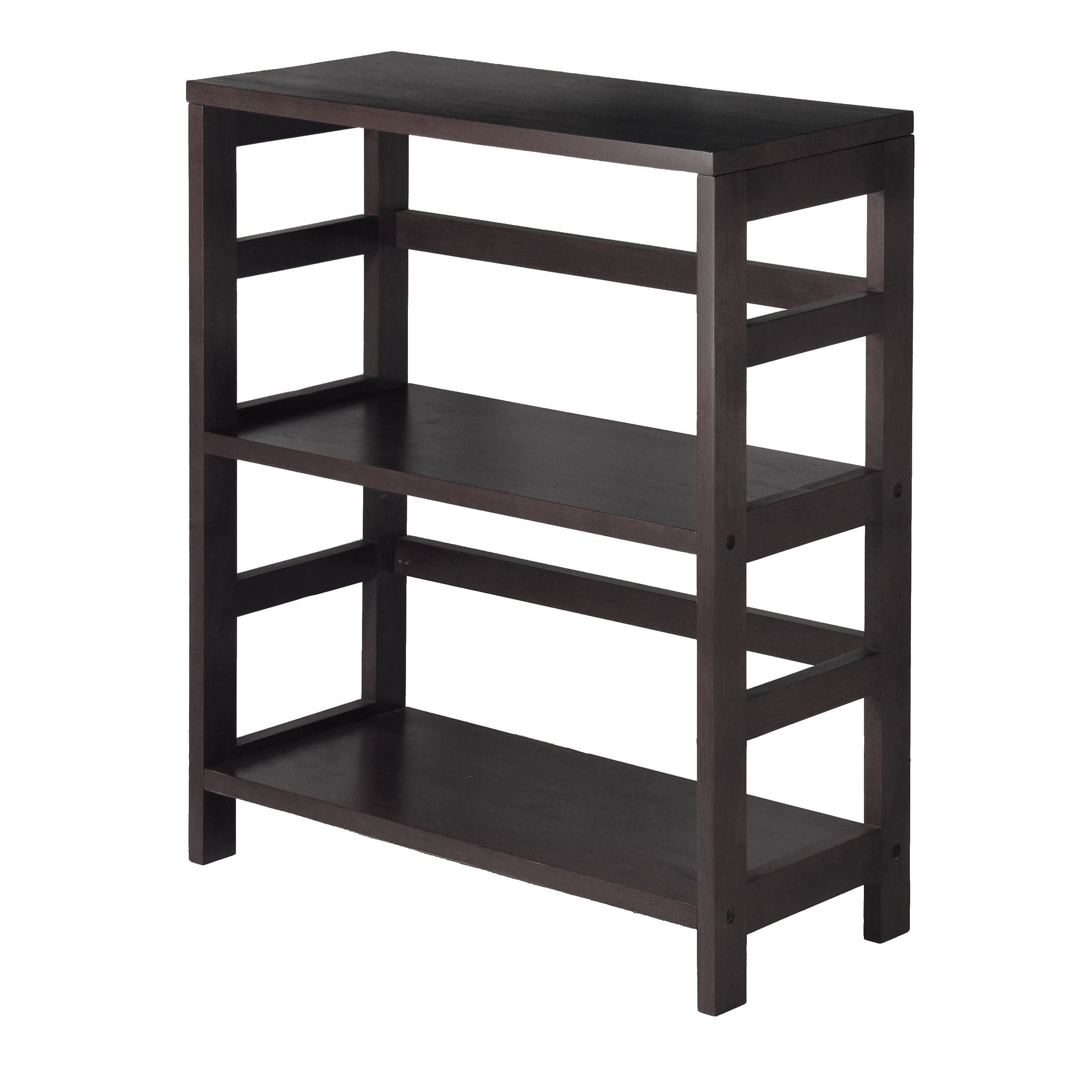 Tinoco Storage Shelf Standard Bookcases Intended For Well Known Scenic Standard Bookcase (View 11 of 20)