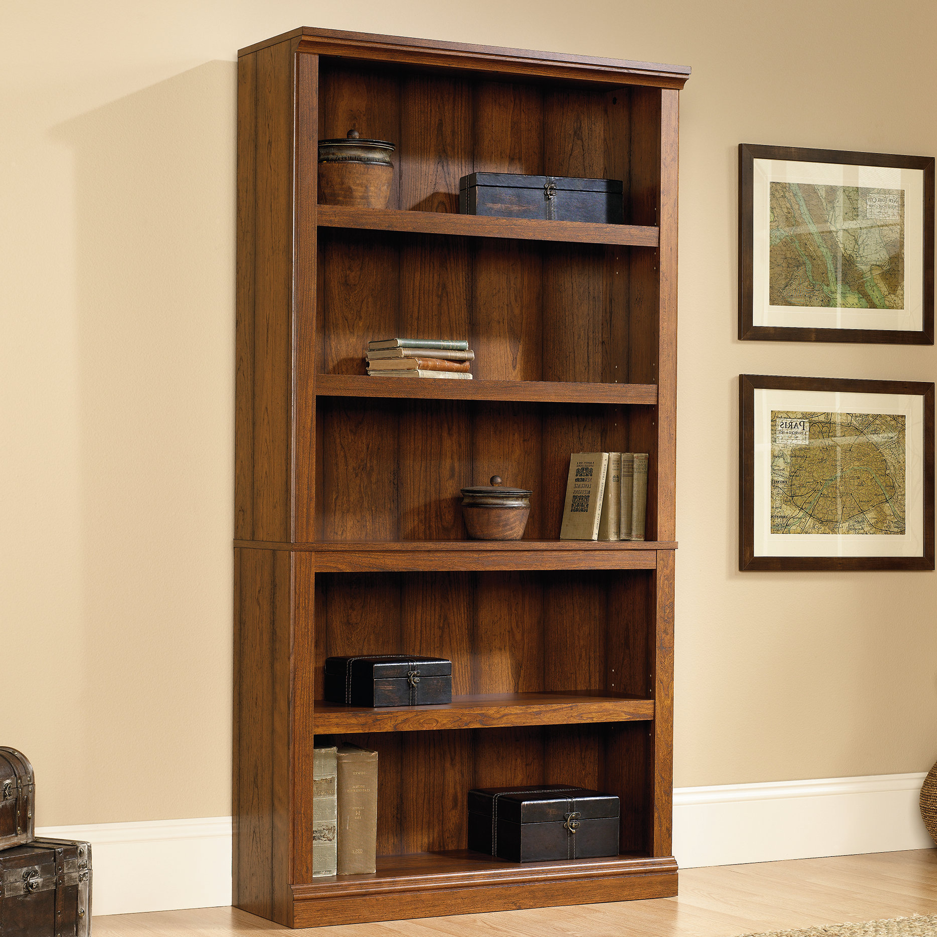 Trendy Abigail Standard Bookcases For Abigail Standard Bookcase (View 3 of 20)