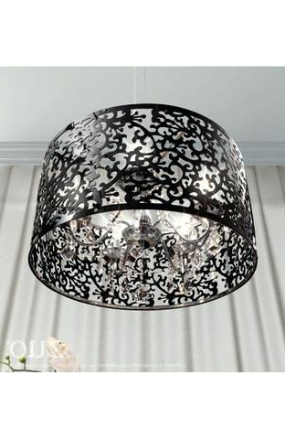 Trendy Alina 5 Light Drum Chandeliers Regarding 5 Light Drum Pendant – Websitewaley (View 23 of 25)
