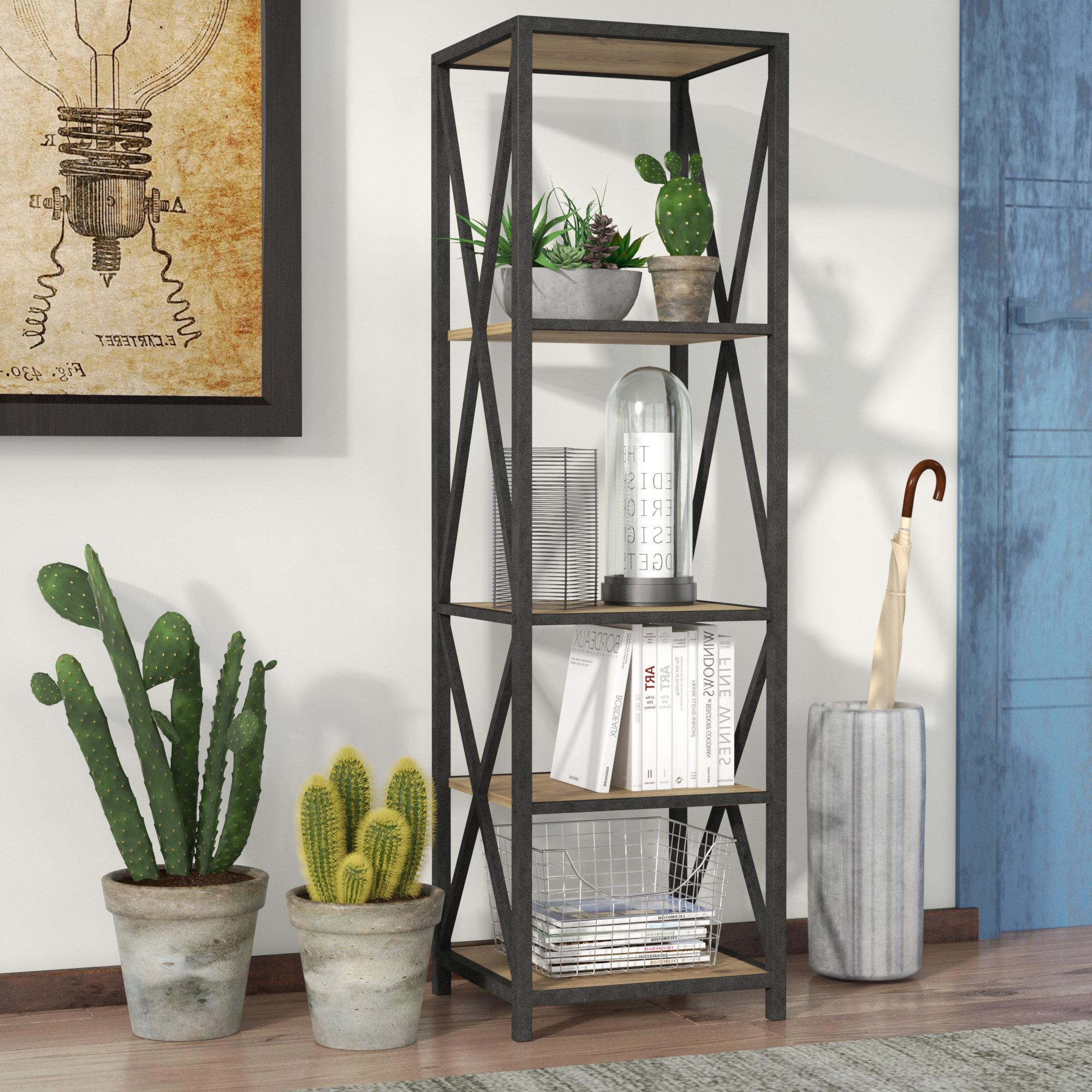 Trendy Augustus Etagere Bookcases Inside Trent Austin Design Augustus Etagere Bookcase & Reviews (View 4 of 20)