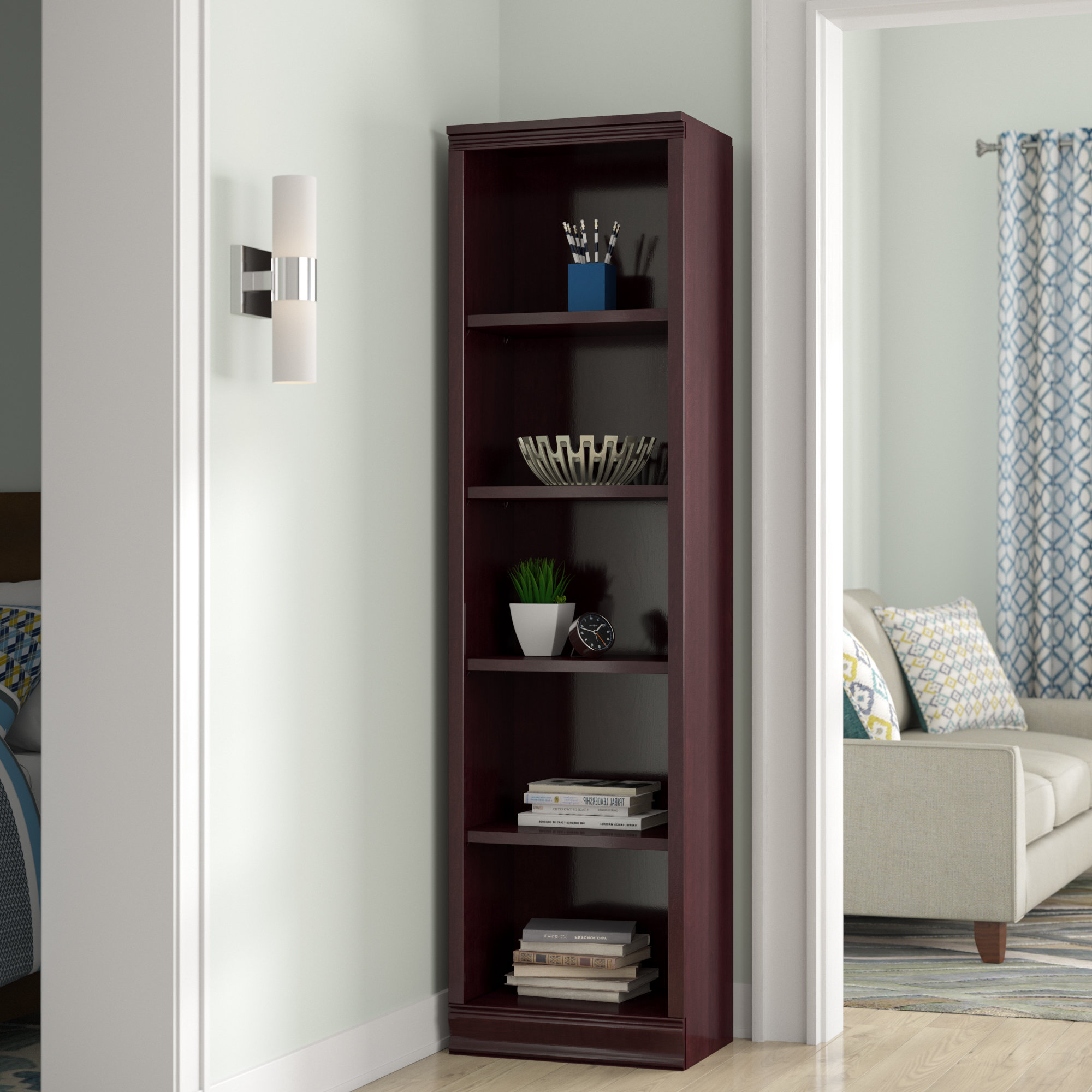 Trendy Caines Cube Bookcase Pertaining To Narrow Profile Standard Cube Bookcases (View 10 of 20)