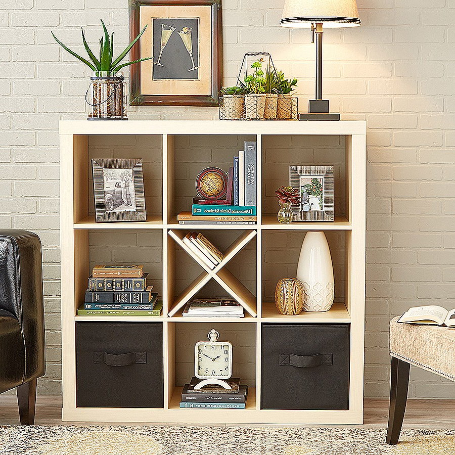 Trendy Decorative Storage Cube Bookcases Throughout Decorative Wall Cubes Shelves Awesome Storage Cube Modular (View 8 of 20)