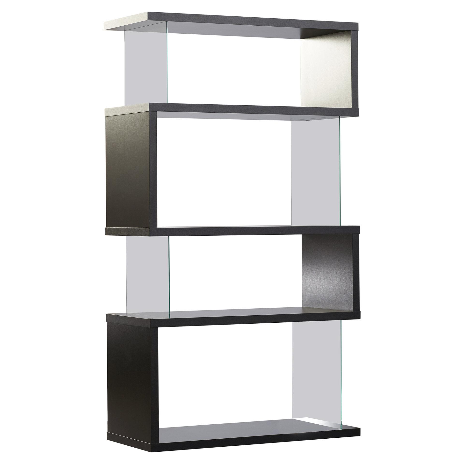 Trendy Ignacio Standard Bookcases For Ignacio Standard Bookcase (View 17 of 20)