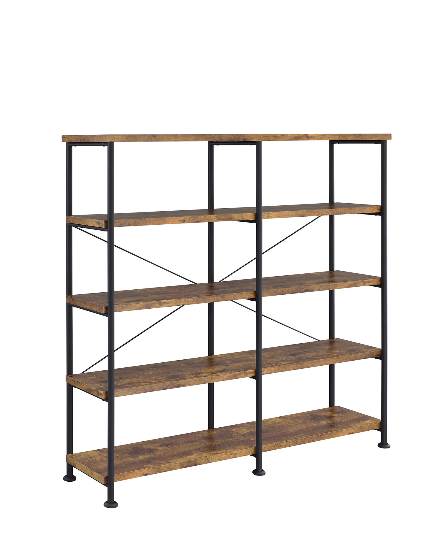 Trendy Mabie Library Bookcases Regarding Thea Blondelle Library Bookcase (View 11 of 20)