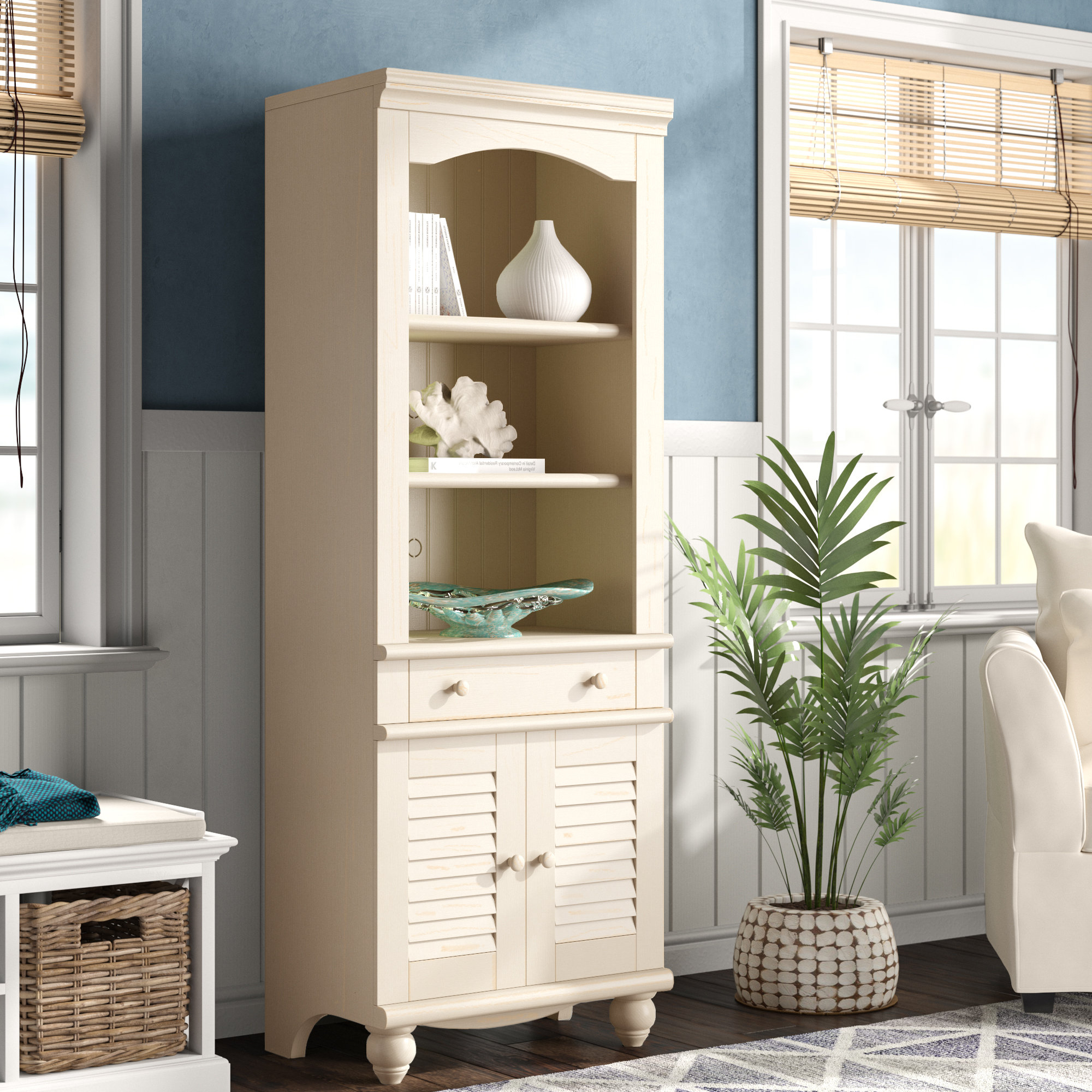 Trendy Pinellas Tall Standard Bookcase For Pinellas Standard Bookcases (View 3 of 20)