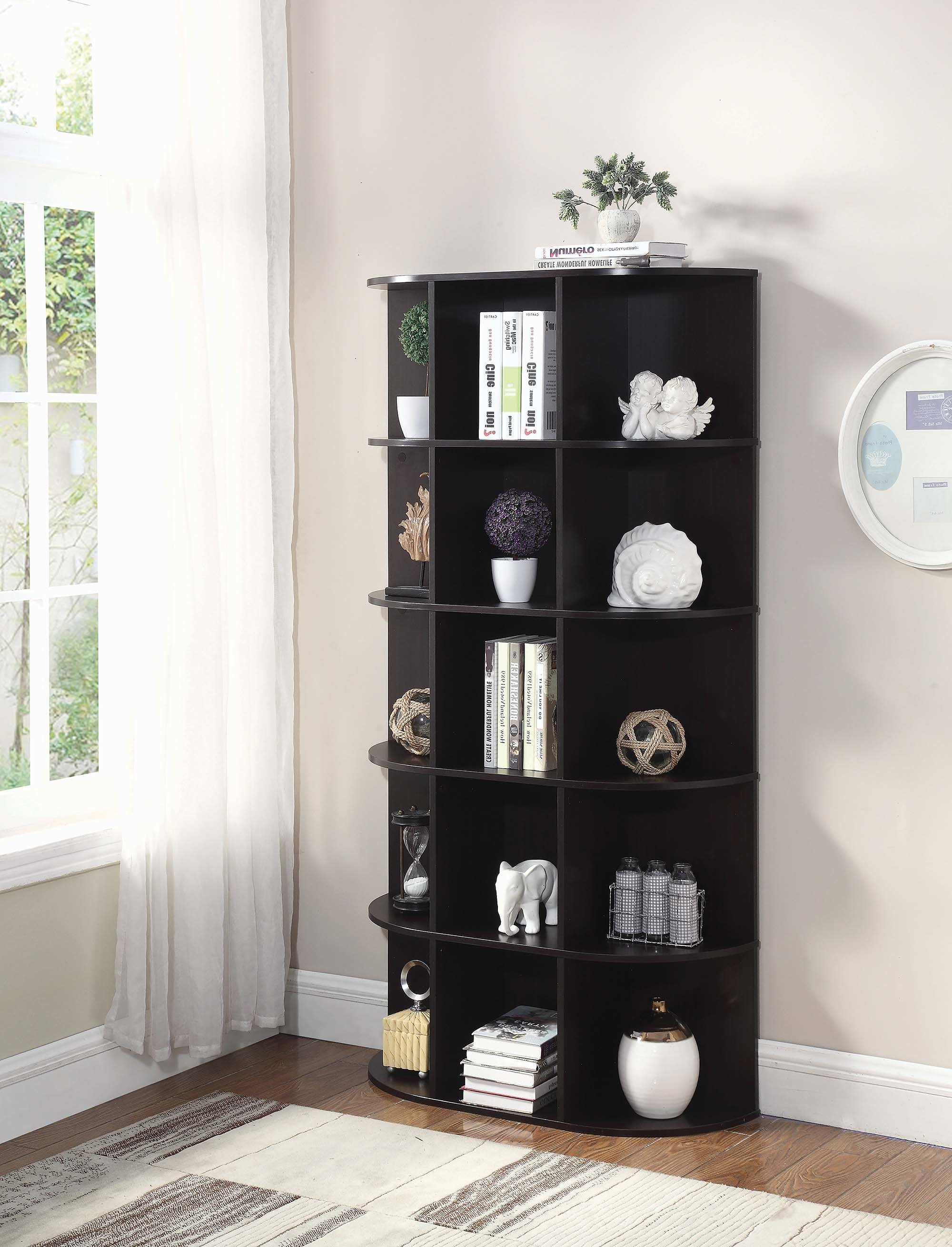 Trendy Tartaglia Standard Bookcase With Mdb Standard Bookcases (View 15 of 20)