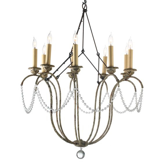 Trendy Watford 6 Light Candle Style Chandeliers Within In Love With This Italian Chandelierniermann Weeks (View 24 of 25)