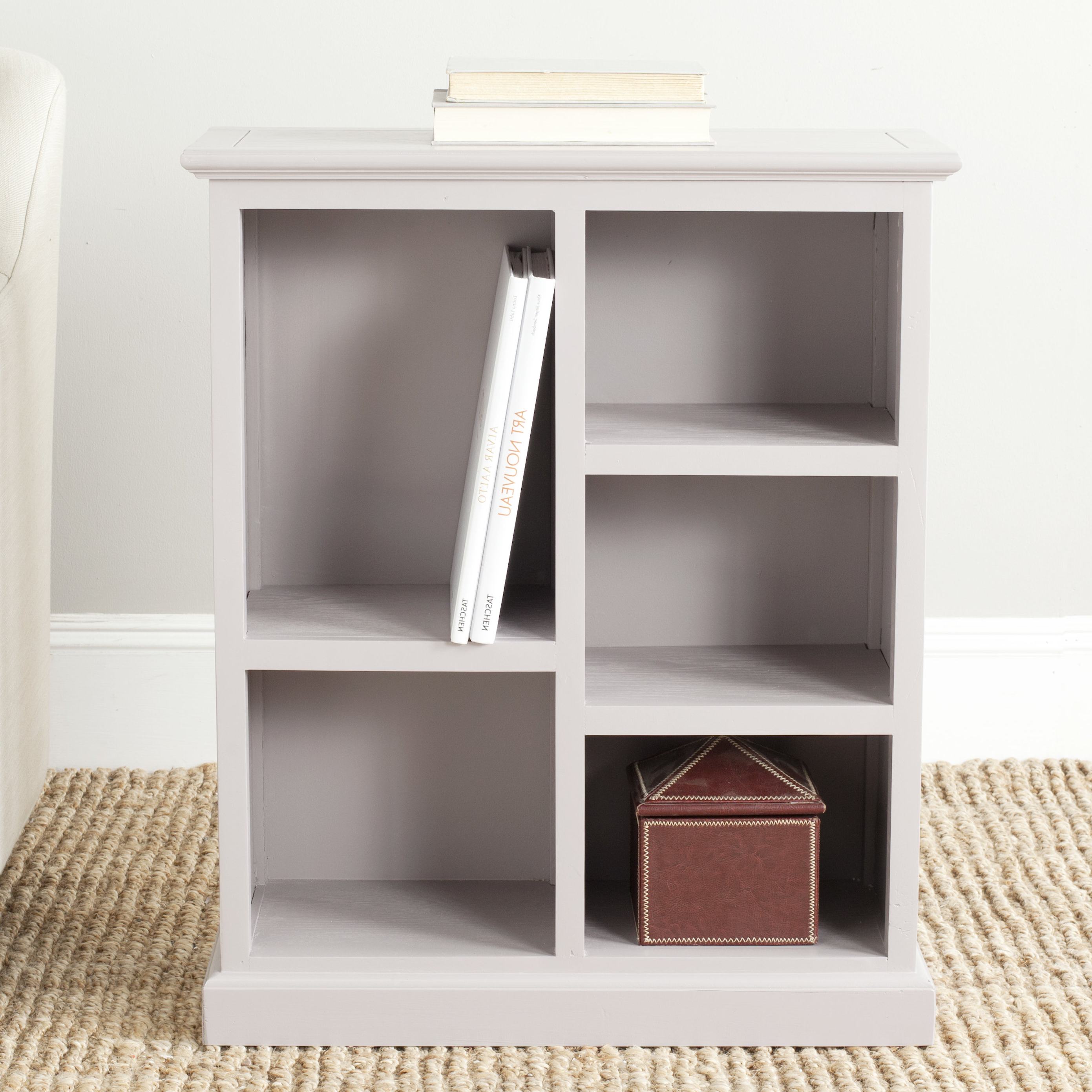Tussilage Standard Bookcase Regarding Fashionable Keithley Standard Bookcases (View 10 of 20)