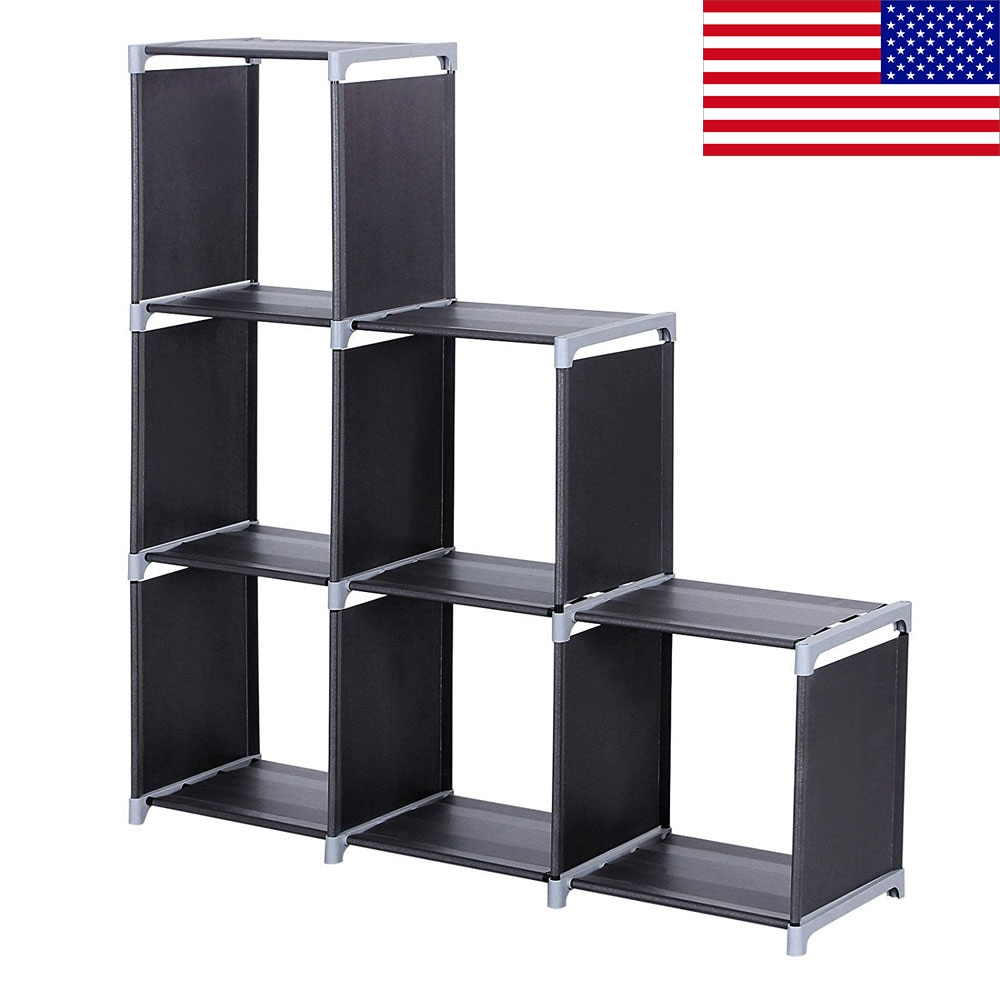 [%us $22.94 15% Off|3 Row 6 Grid Kids Bookshelf Detachable Diy Creative Bookcase Standing Home Decorative Book Shelf Cube Storage Units Furniture In Within Popular Decorative Storage Cube Bookcases|decorative Storage Cube Bookcases Throughout Current Us $22.94 15% Off|3 Row 6 Grid Kids Bookshelf Detachable Diy Creative Bookcase Standing Home Decorative Book Shelf Cube Storage Units Furniture In|2020 Decorative Storage Cube Bookcases Inside Us $22.94 15% Off|3 Row 6 Grid Kids Bookshelf Detachable Diy Creative Bookcase Standing Home Decorative Book Shelf Cube Storage Units Furniture In|well Known Us $ (View 19 of 20)
