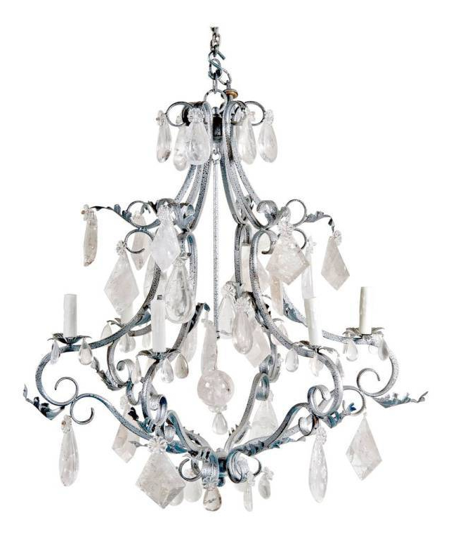 Verdell 5 Light Crystal Chandeliers Inside Well Liked Engrossing Crystal Chandeliers Under $100 – Travelwomania (View 20 of 25)
