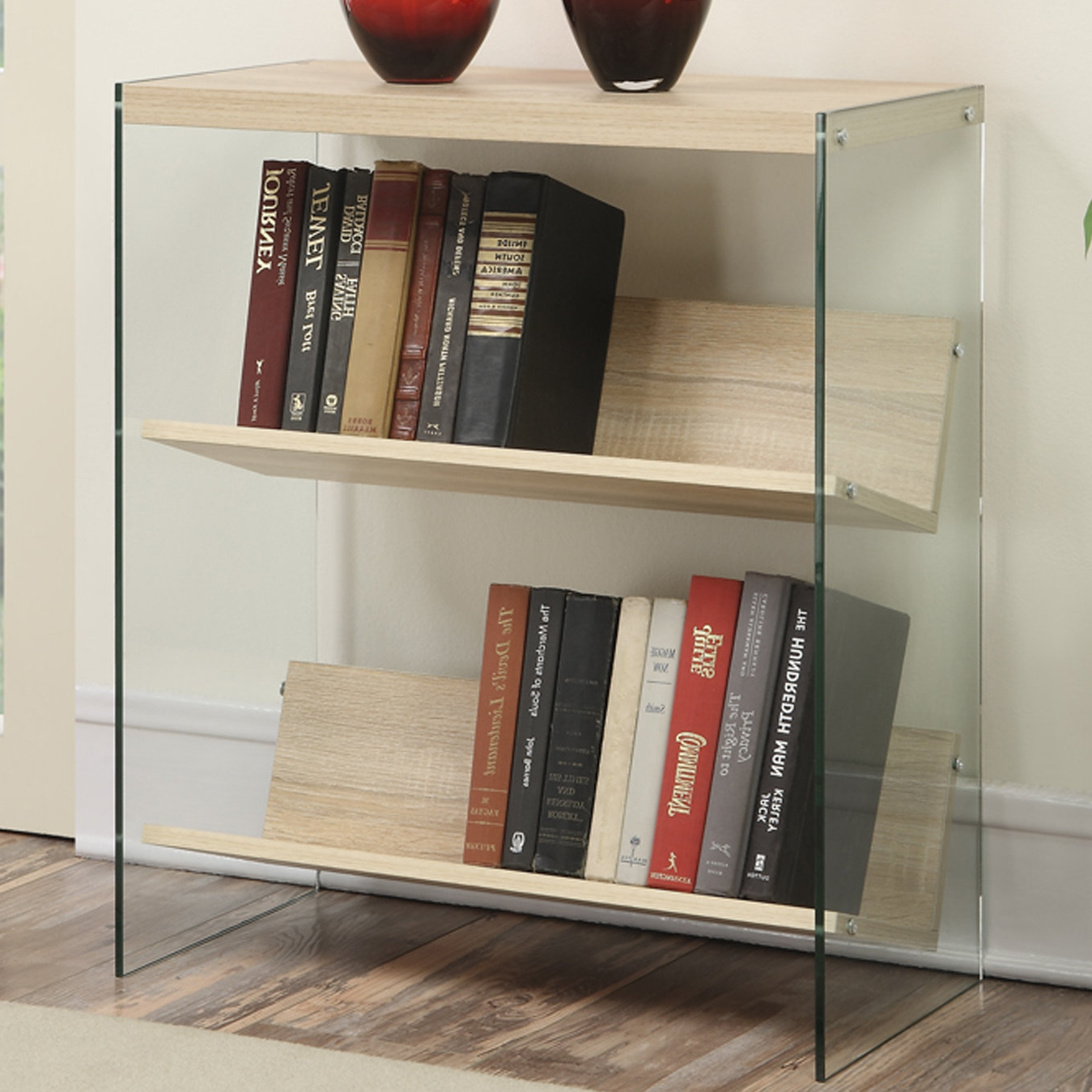 Wade Logan Daria Standard Bookcase In Most Recently Released Daria Standard Bookcases (View 20 of 20)