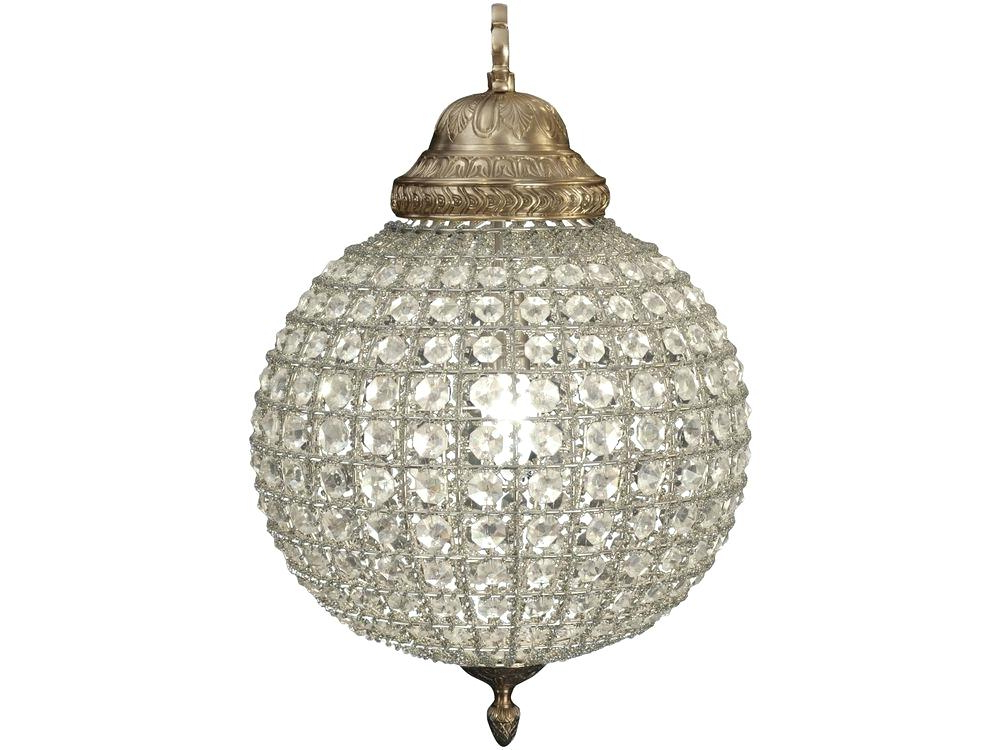 Waldron 5 Light Globe Chandeliers Regarding Well Liked Lighting : Charming Round Globe Chandelier Light Enchanting (View 24 of 25)