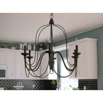 Wayfair Intended For Well Known Watford 6 Light Candle Style Chandeliers (View 22 of 25)