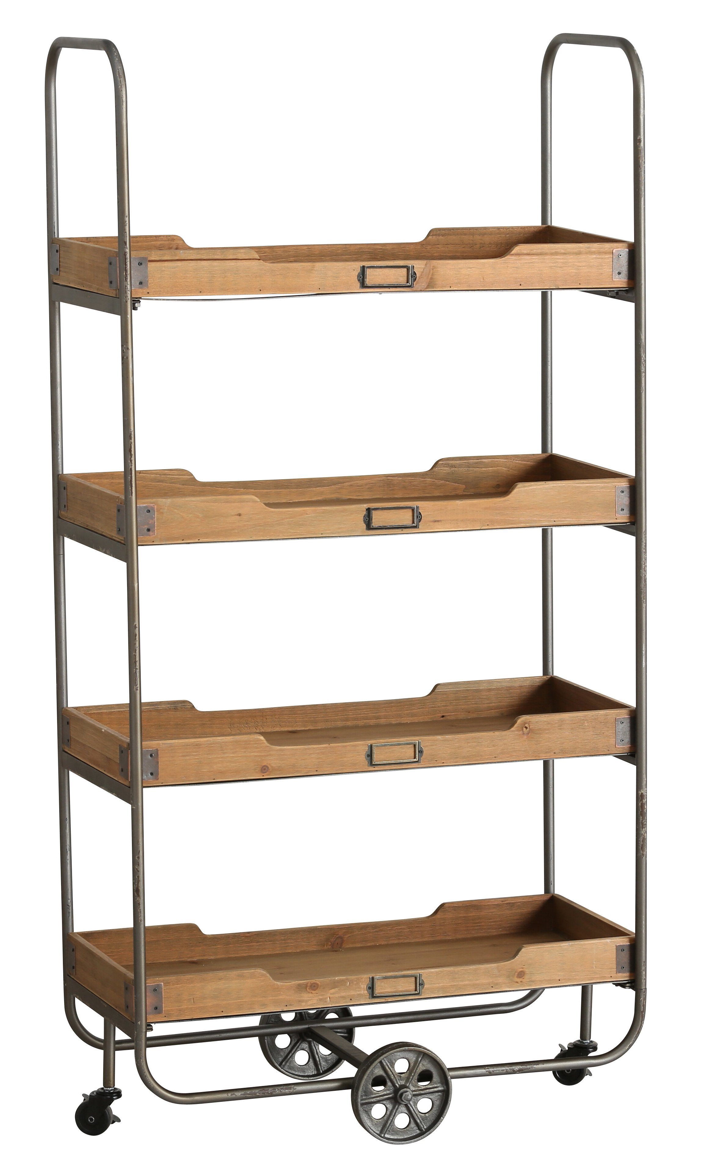 Wayfair Throughout Best And Newest Henn Etagere Bookcases (View 17 of 20)